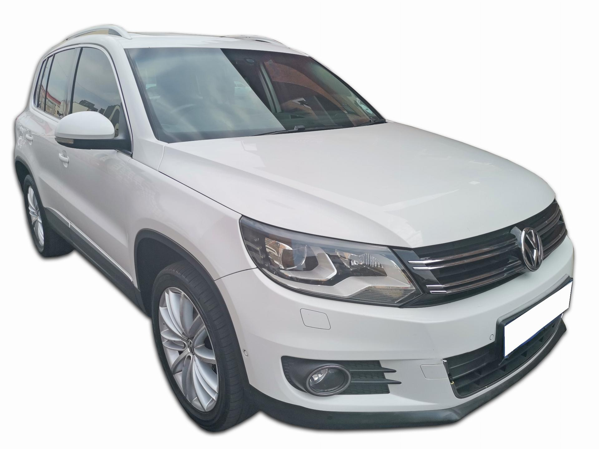 Volkswagen Tiguan 2.0 Tsi DSG 4 Motion