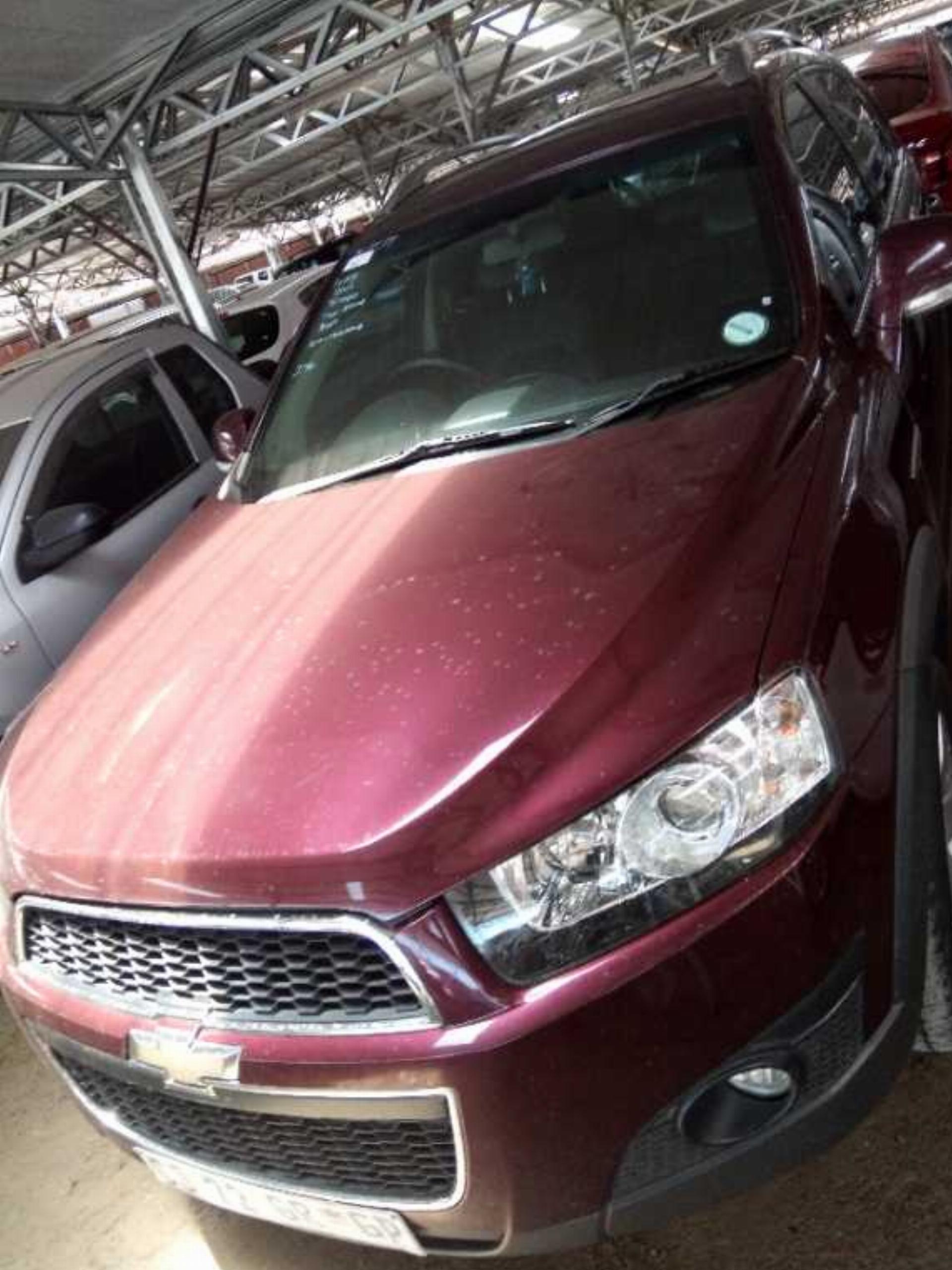 Chevrolet Captiva 2.4 LT FWD