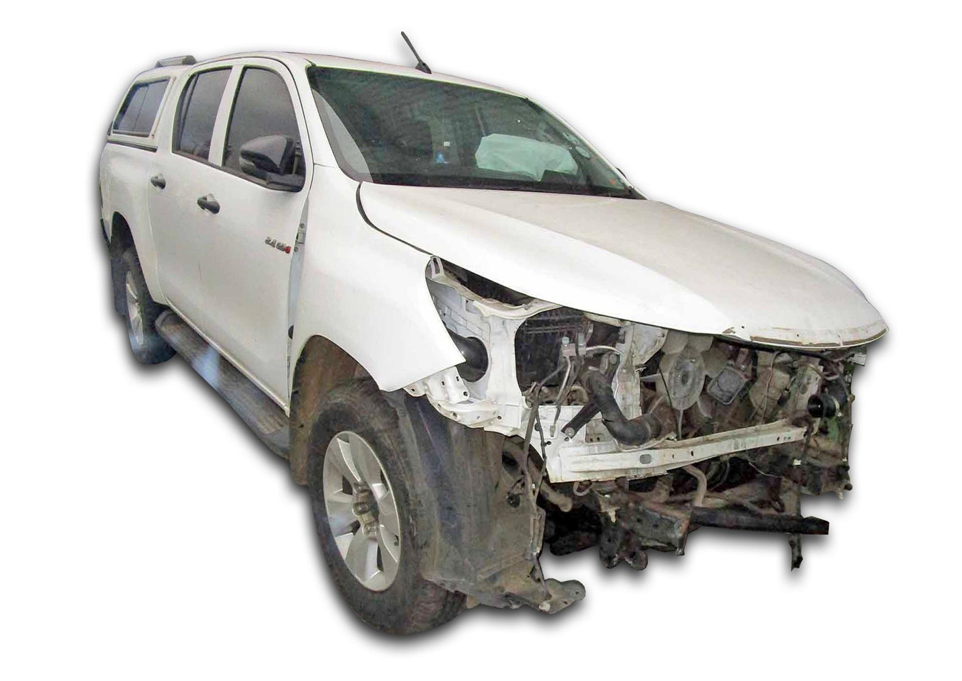 Toyota Hilux 2.4 GD-6 SRX  P/U