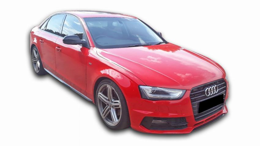 Audi A4 1.8 L Sline