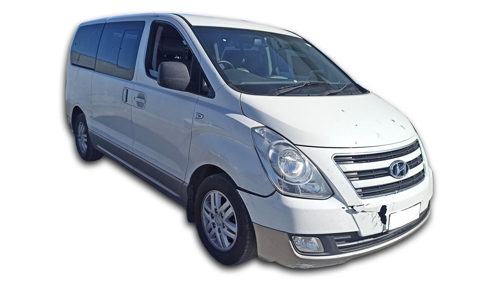 Hyundai H-1 2.5 Crdi (VGT) Wag