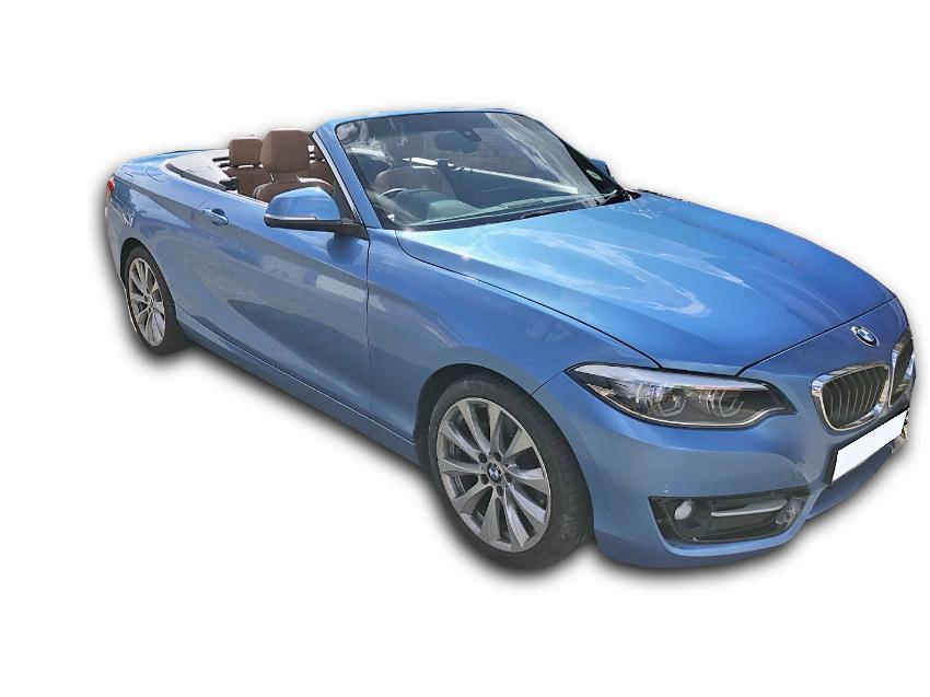 BMW 2 Series 220I Convertable