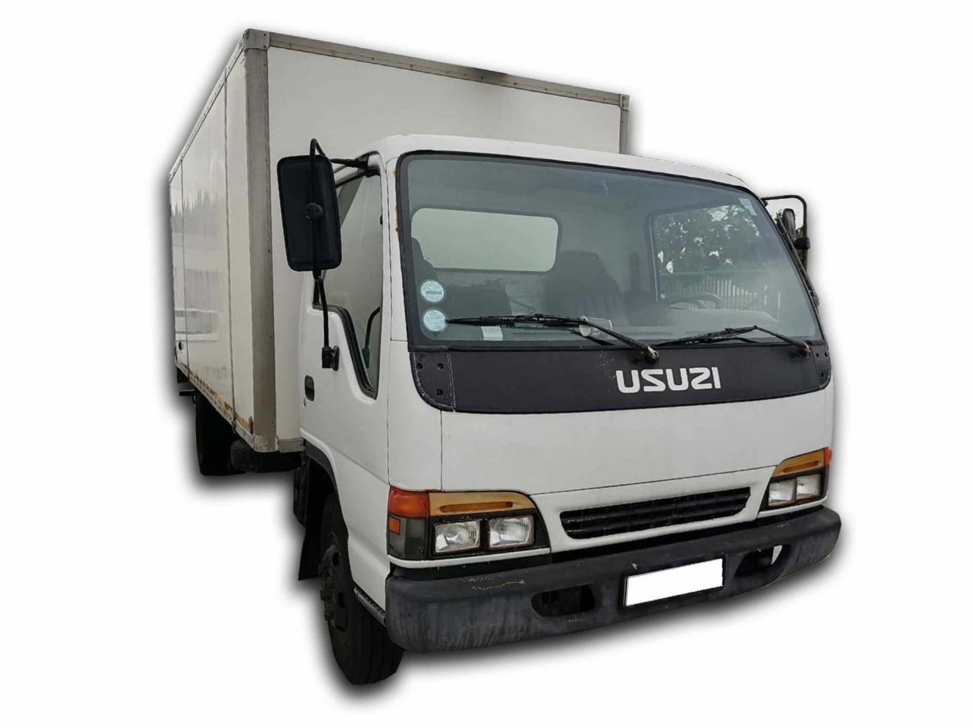 Isuzu N Series NQR 500 NQR500 Turbo