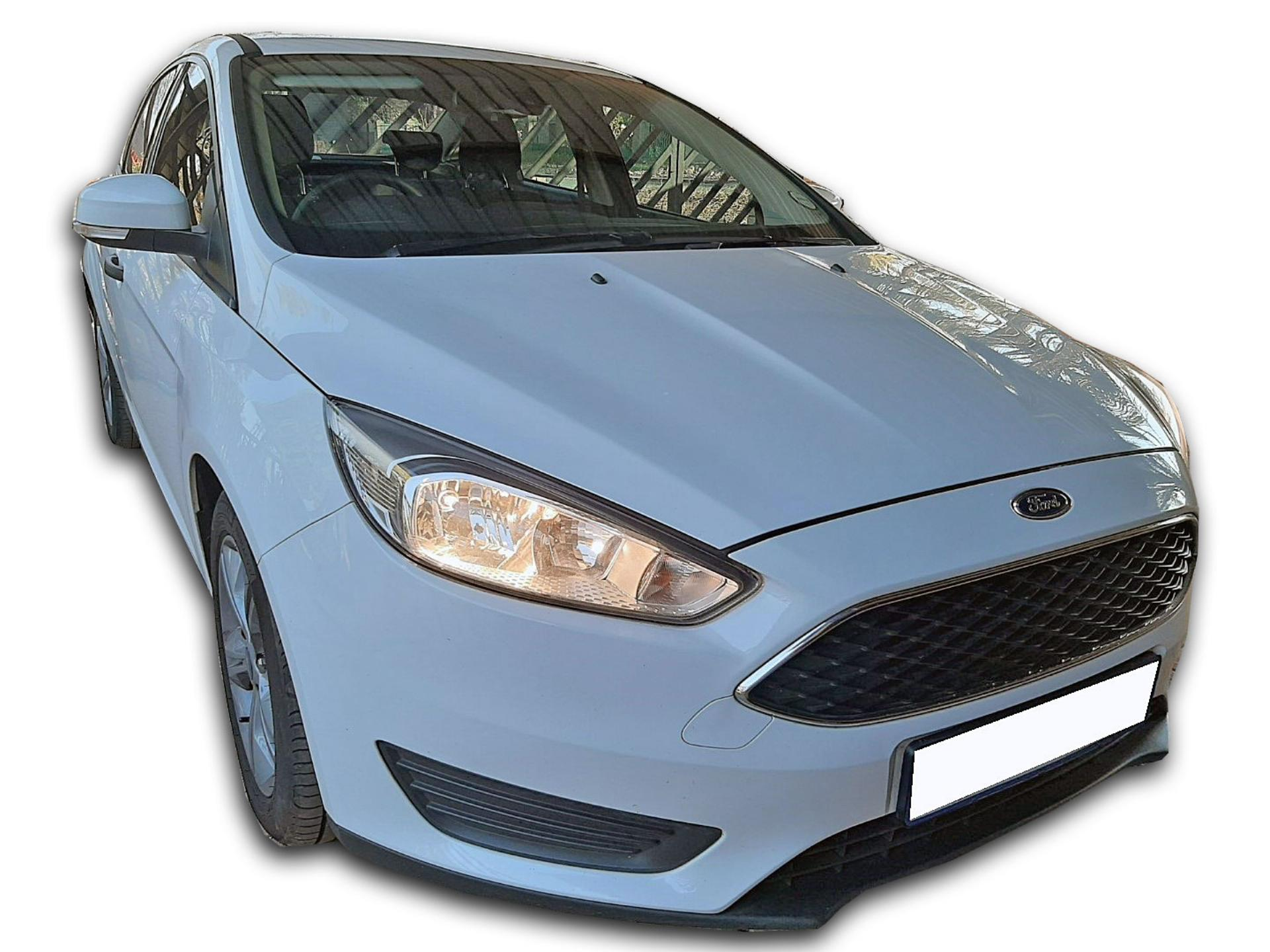 Ford Focus 1.0L Ecoboost Ambient A/T