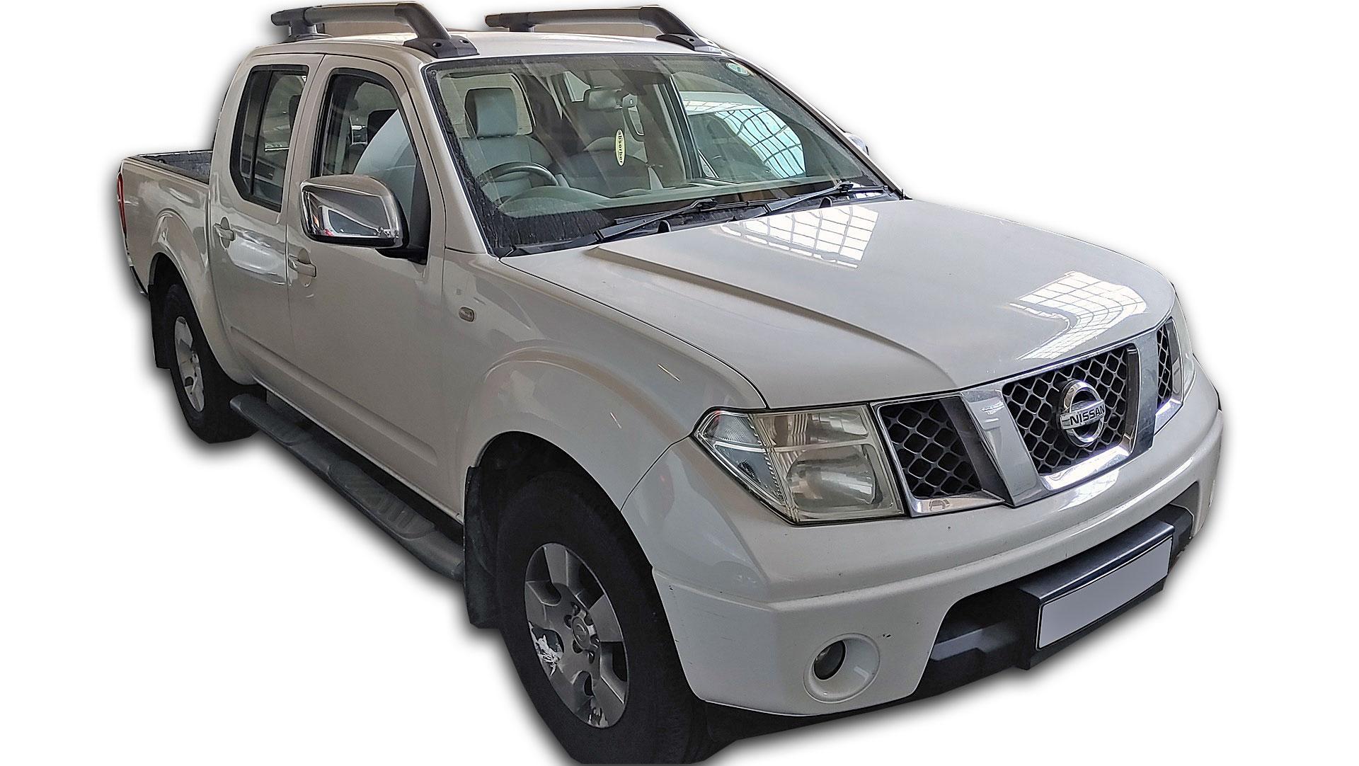 Nissan Navara 2.5 Dci P/U D/C