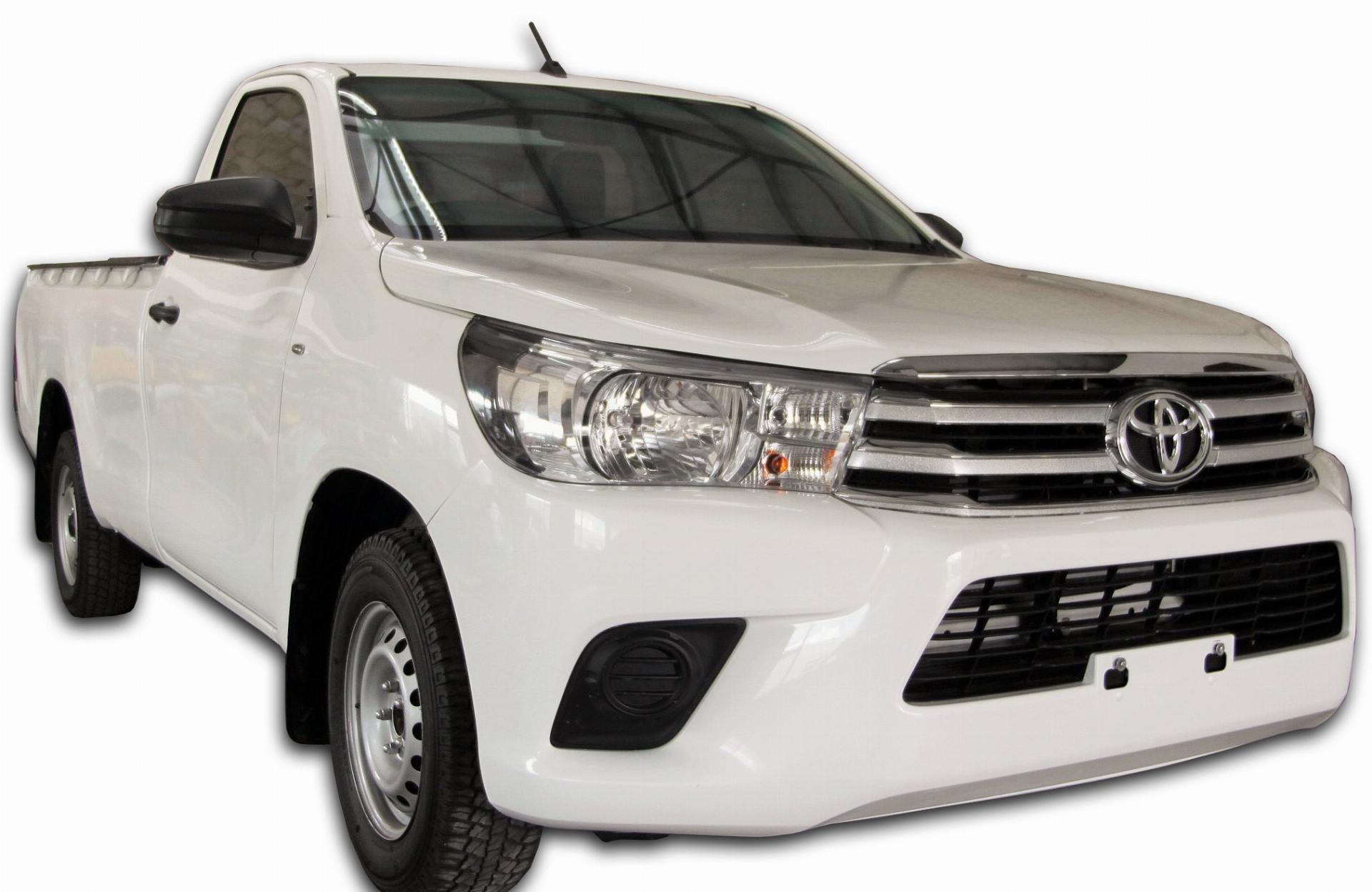 Toyota Hilux GD 2.4