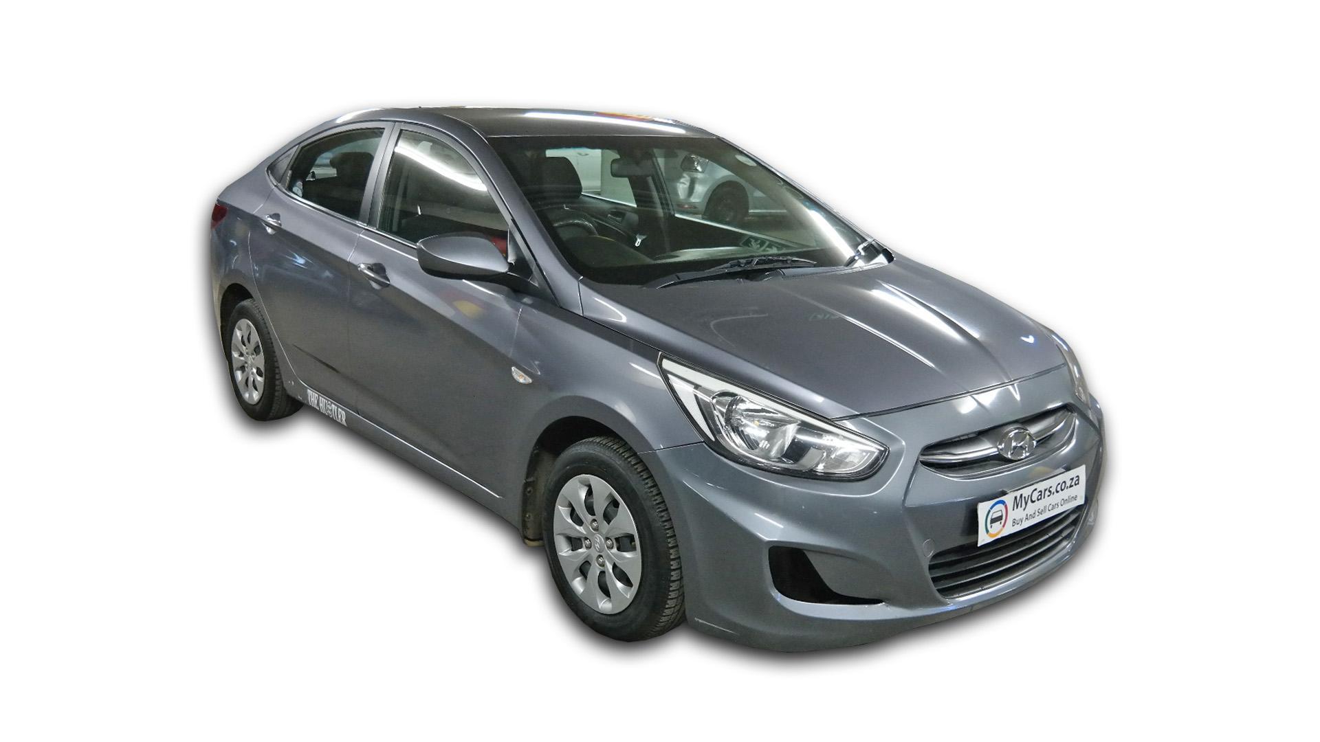Hyundai Accent 1.6 G/L Motion