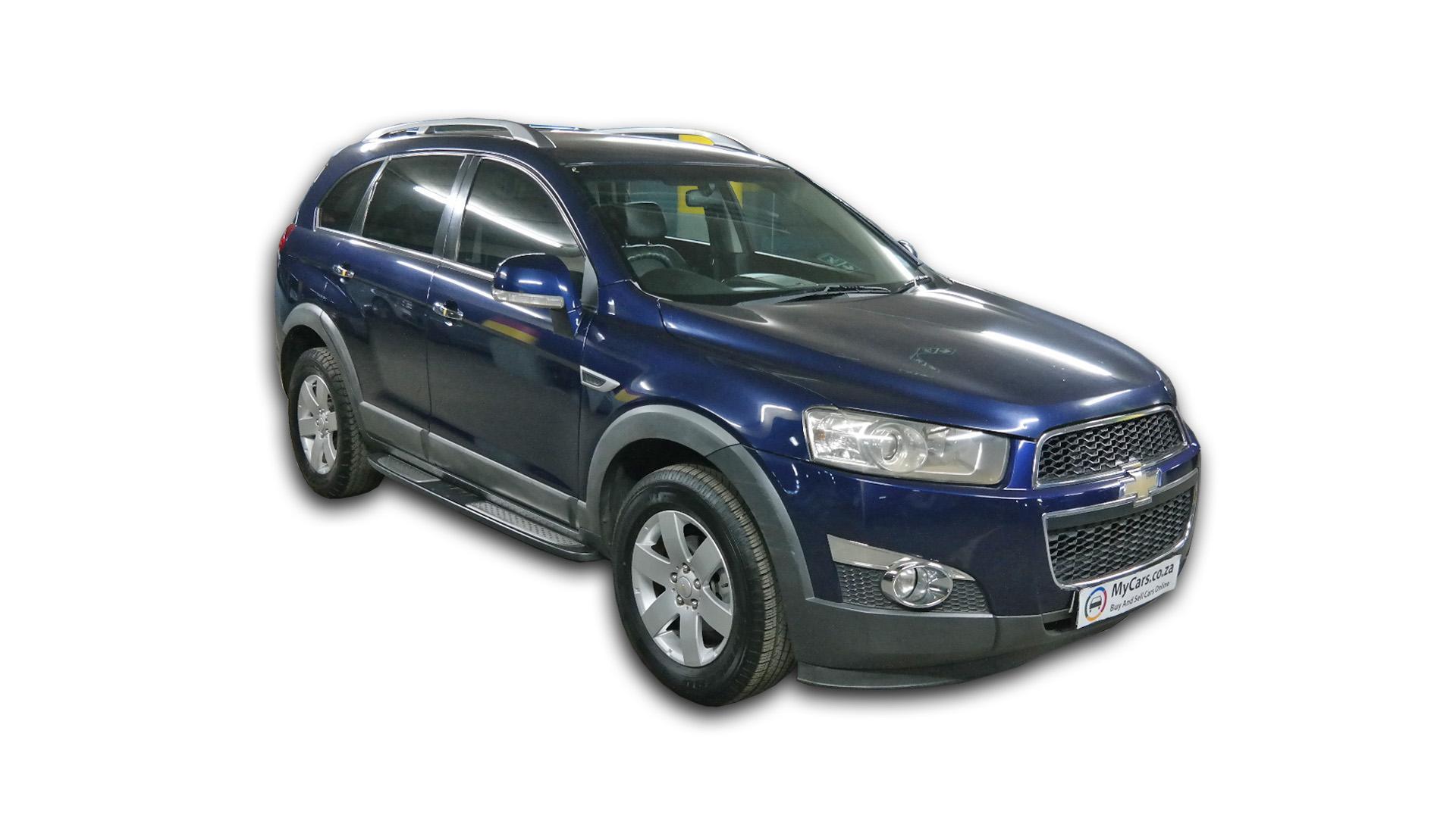 Chevrolet Captiva 2.4 LT