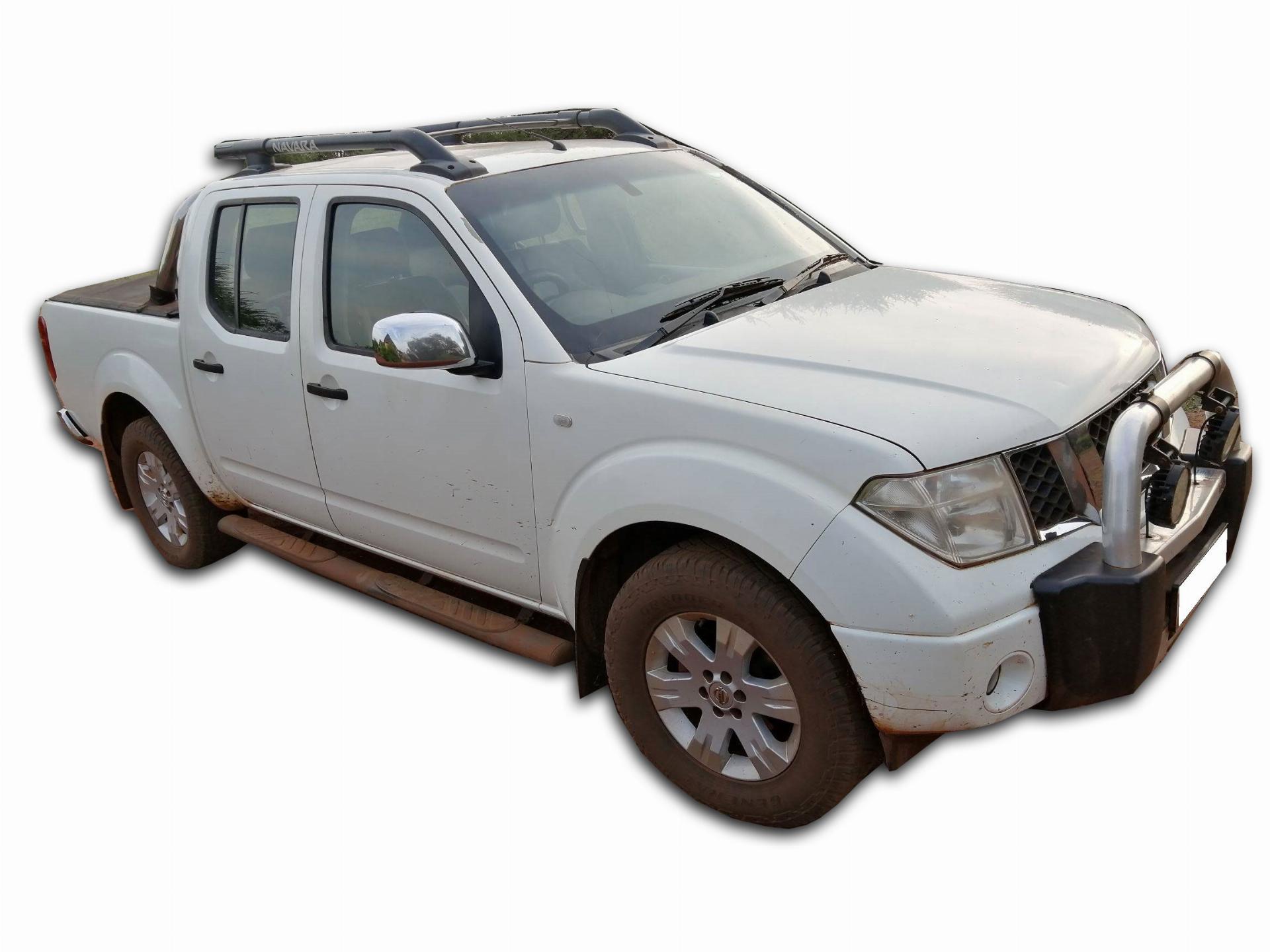 Nissan Navara 2.5 Dci D/C 4X4