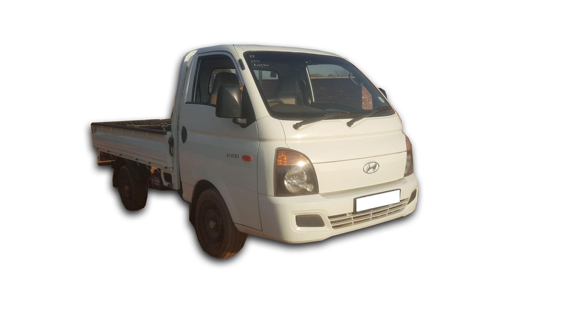 Hyundai H100 2.6
