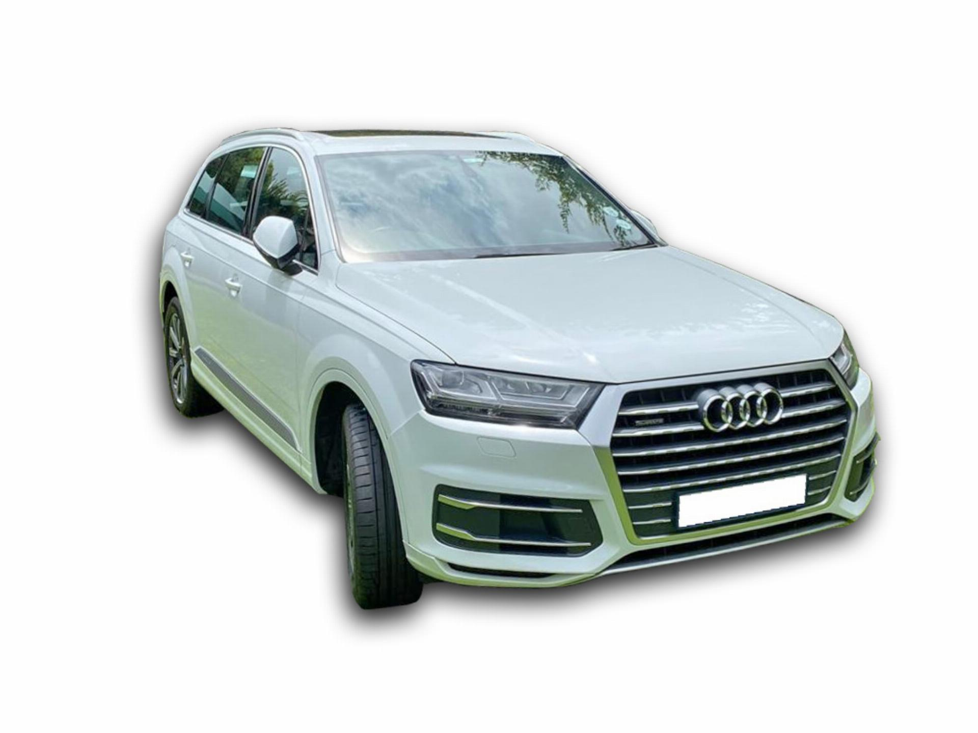 Audi Q7 3.0 TDI V6 Quattro Tip (45 TDI)