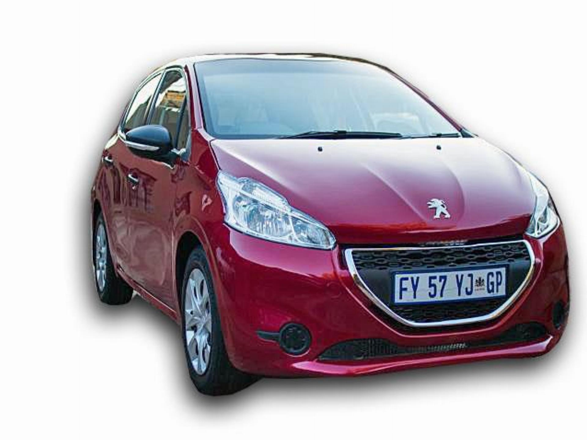 Peugeot 208 1.0