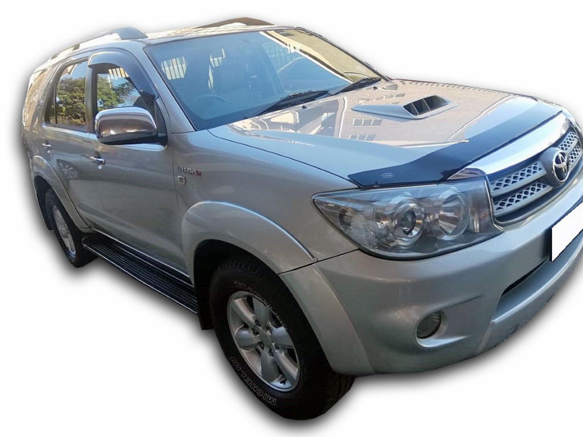 Toyota Fortuner 3.0 D4D 4X4