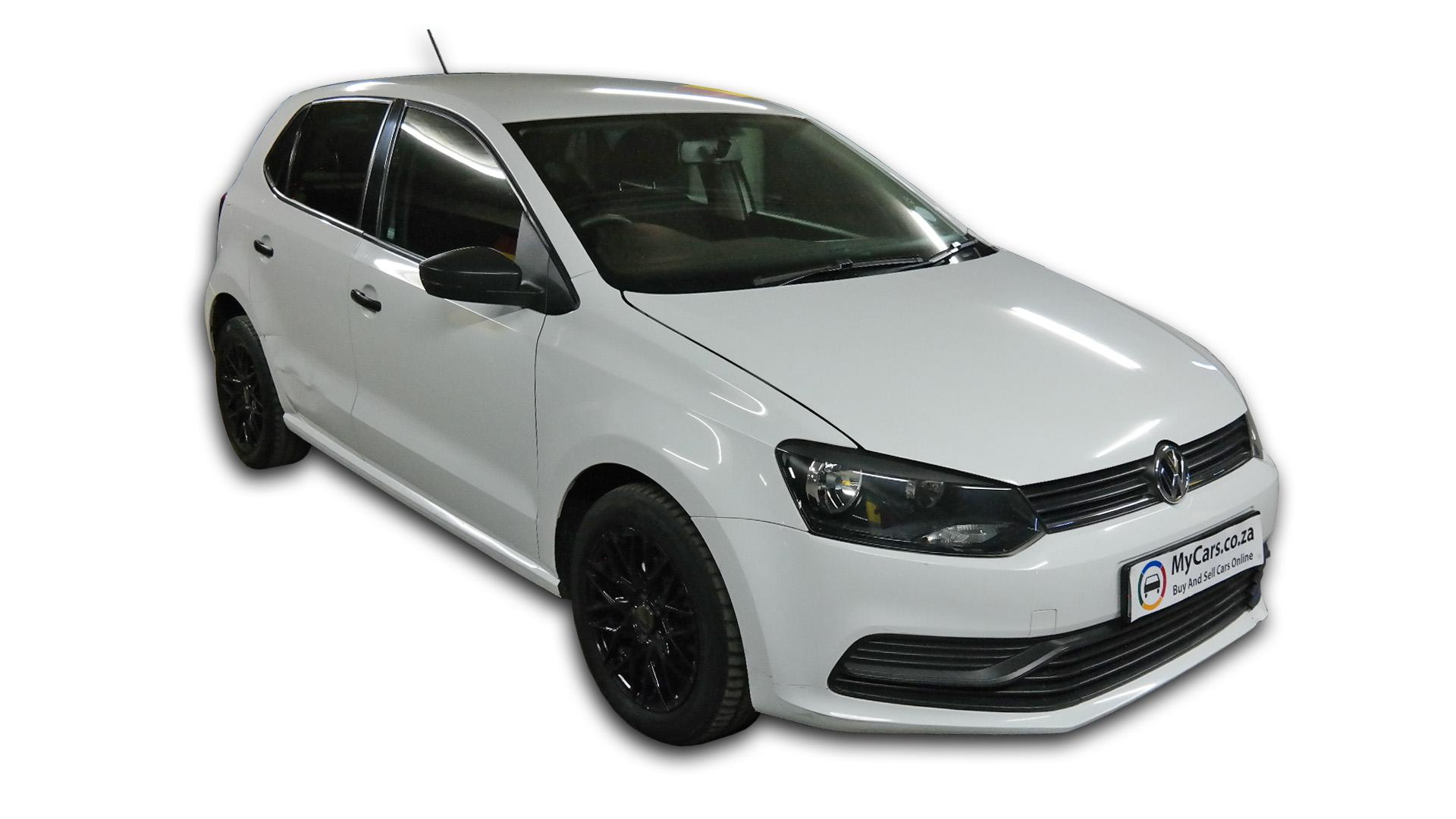 Volkswagen Polo Vivo 1.2 Tsi Trendline