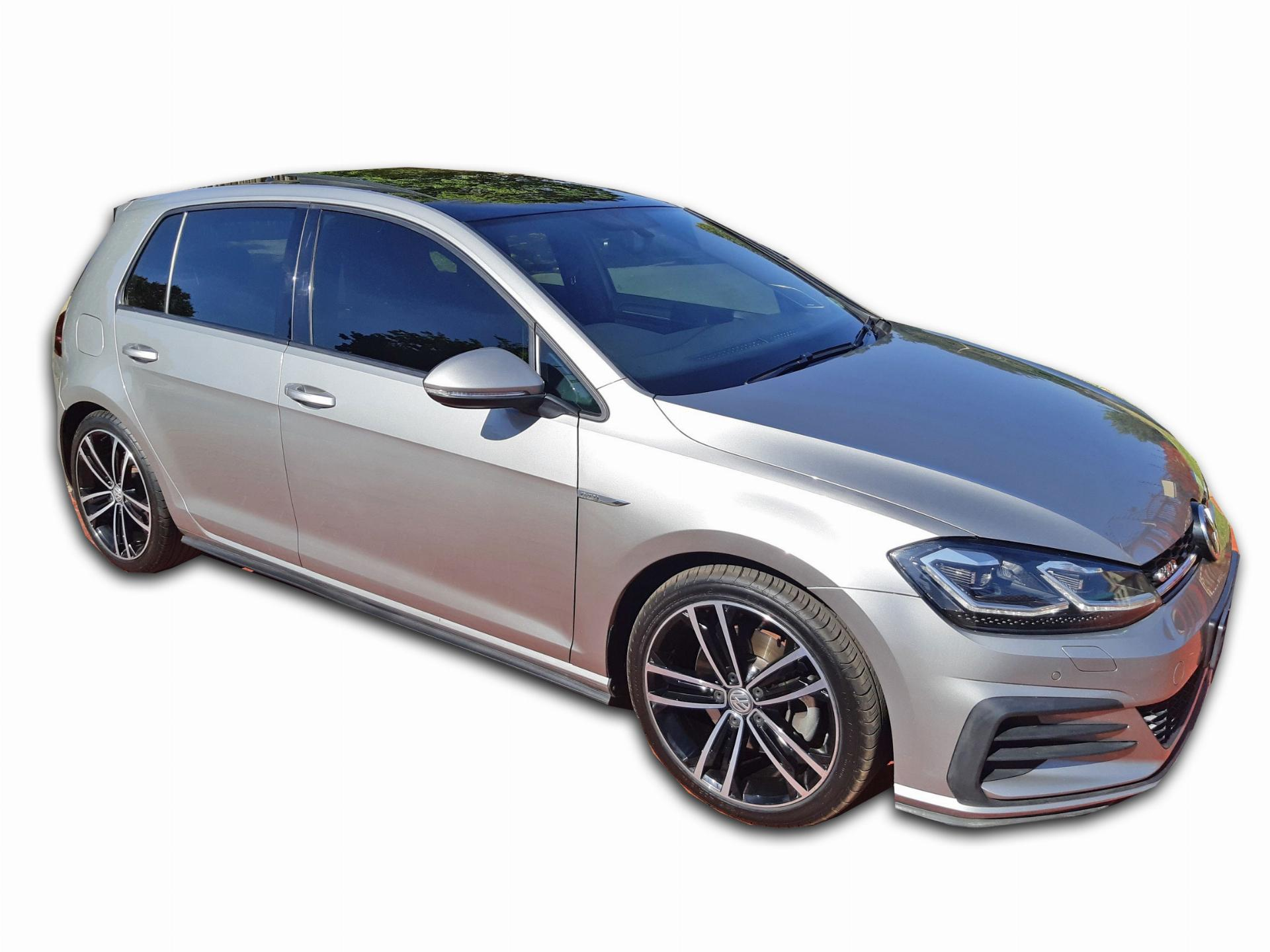 VW Golf 7.5 GTD DSG