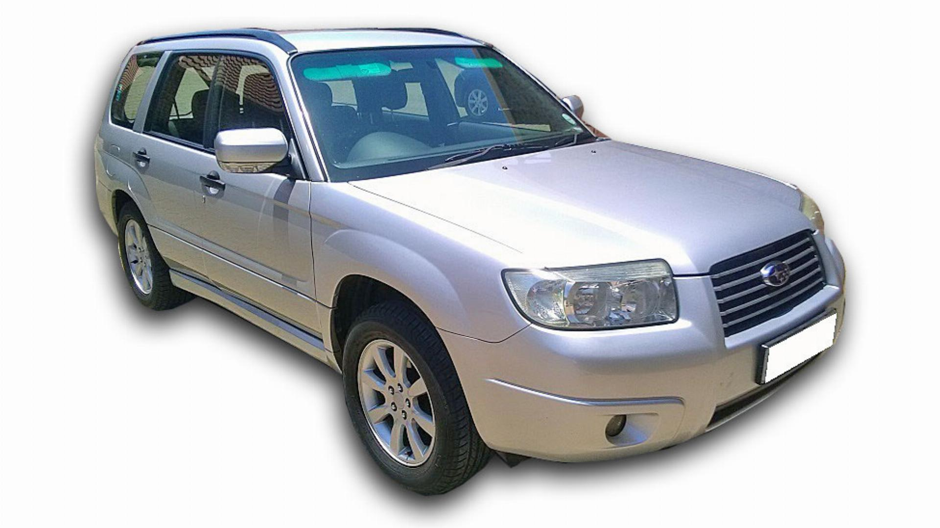 Subaru Forester 2.5 XS Awd A/T