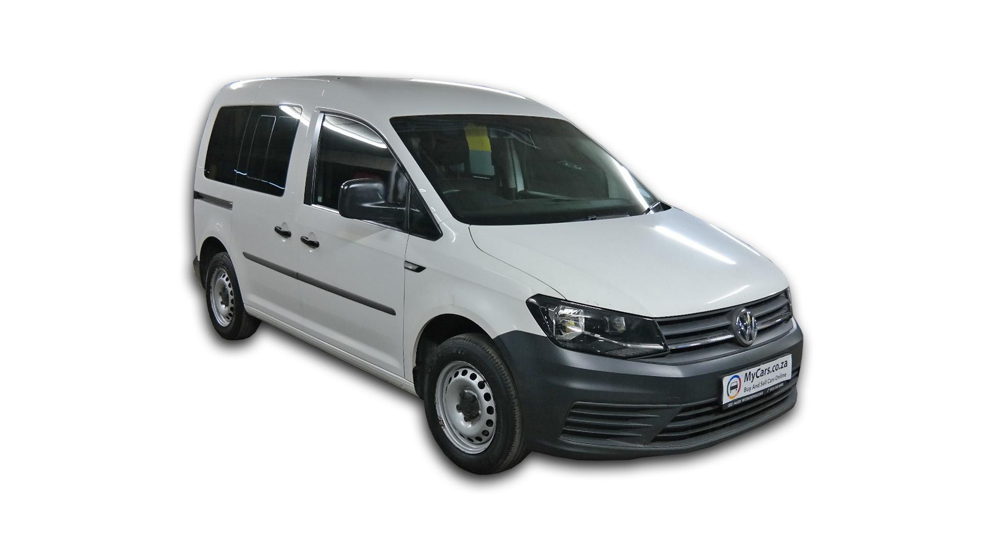 Volkswagen Caddy Crewbus 2.0