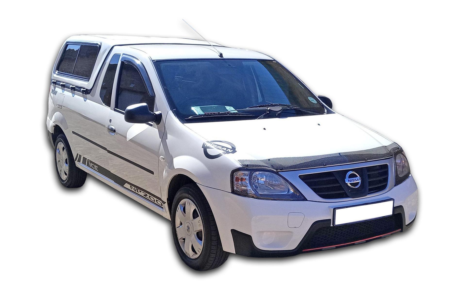Nissan NP200 1.6 I