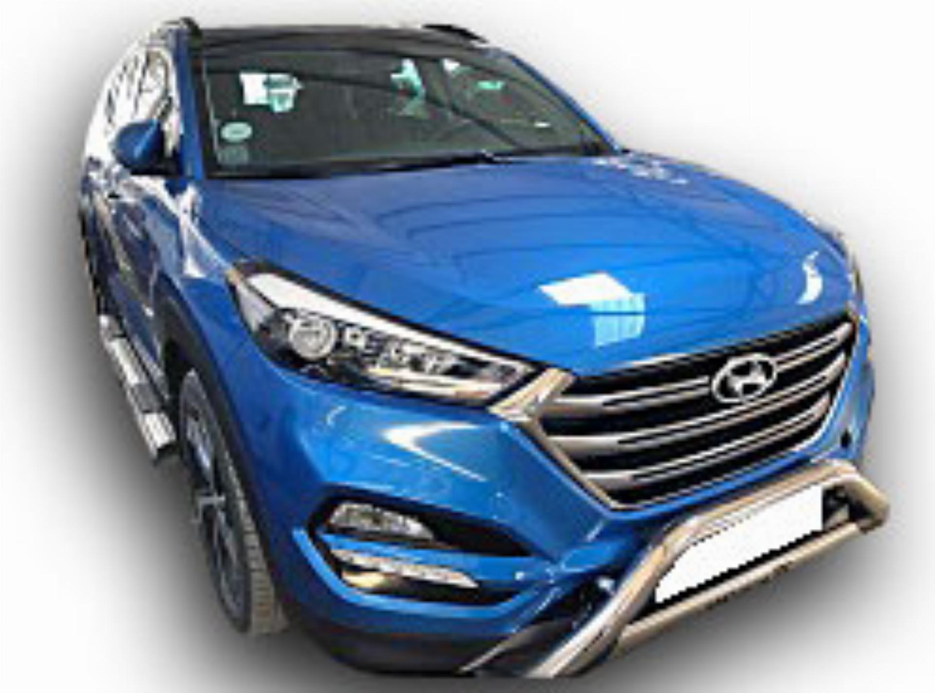 Hyundai Tucson 1.6