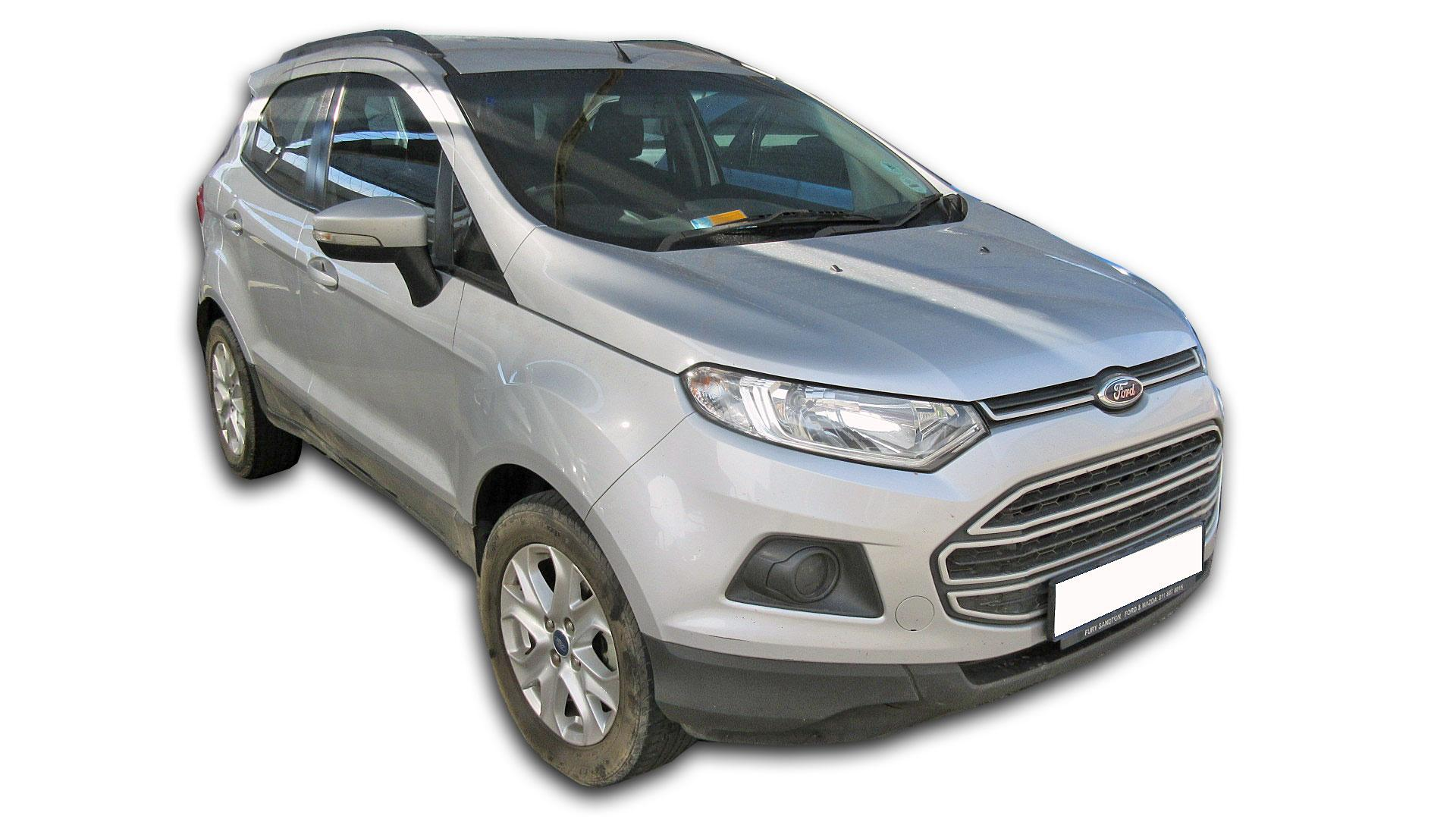 Ford Ecosport 1.5TD Trend