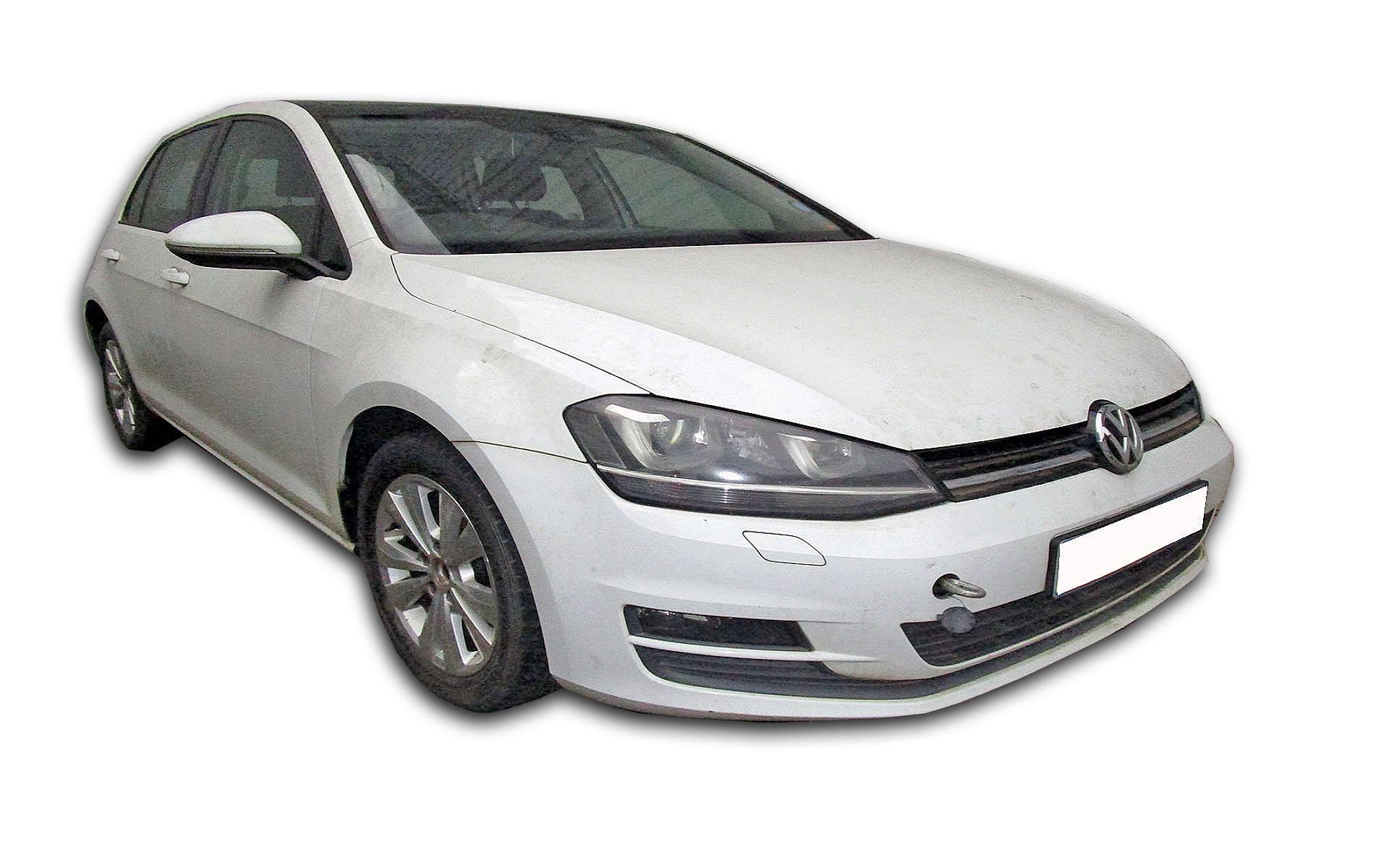 VW Golf 7 1.4 Tsi Comfortline