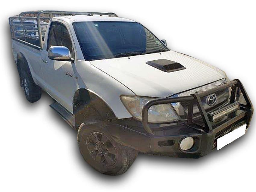 Toyota Hilux 3.0 D-4D Raider 4