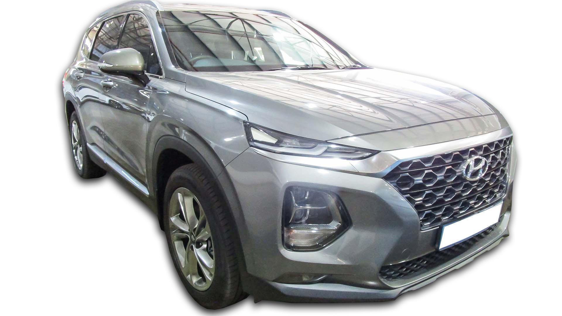 Hyundai SANTE-FE R2.2 Execu