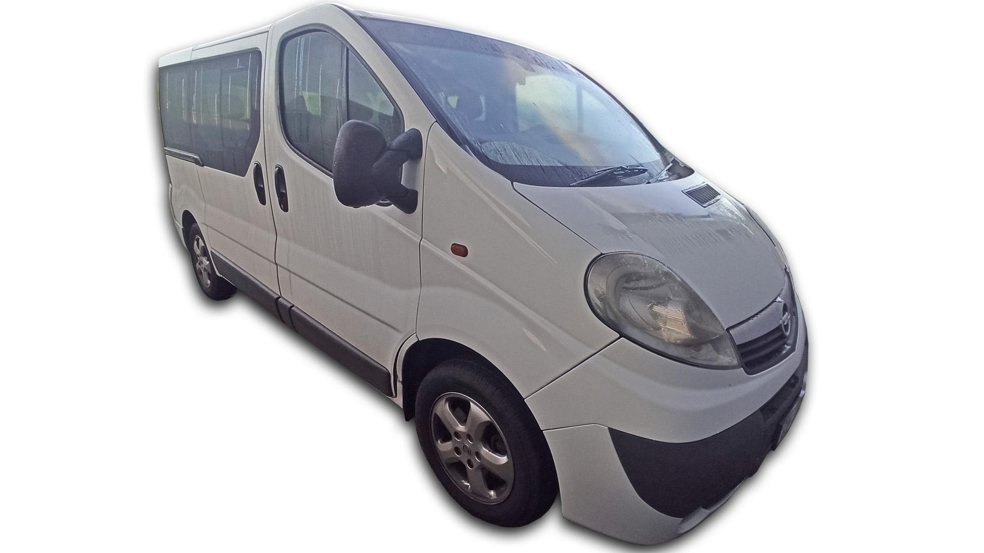 Opel Vivaro 1.9 Cdti Bus