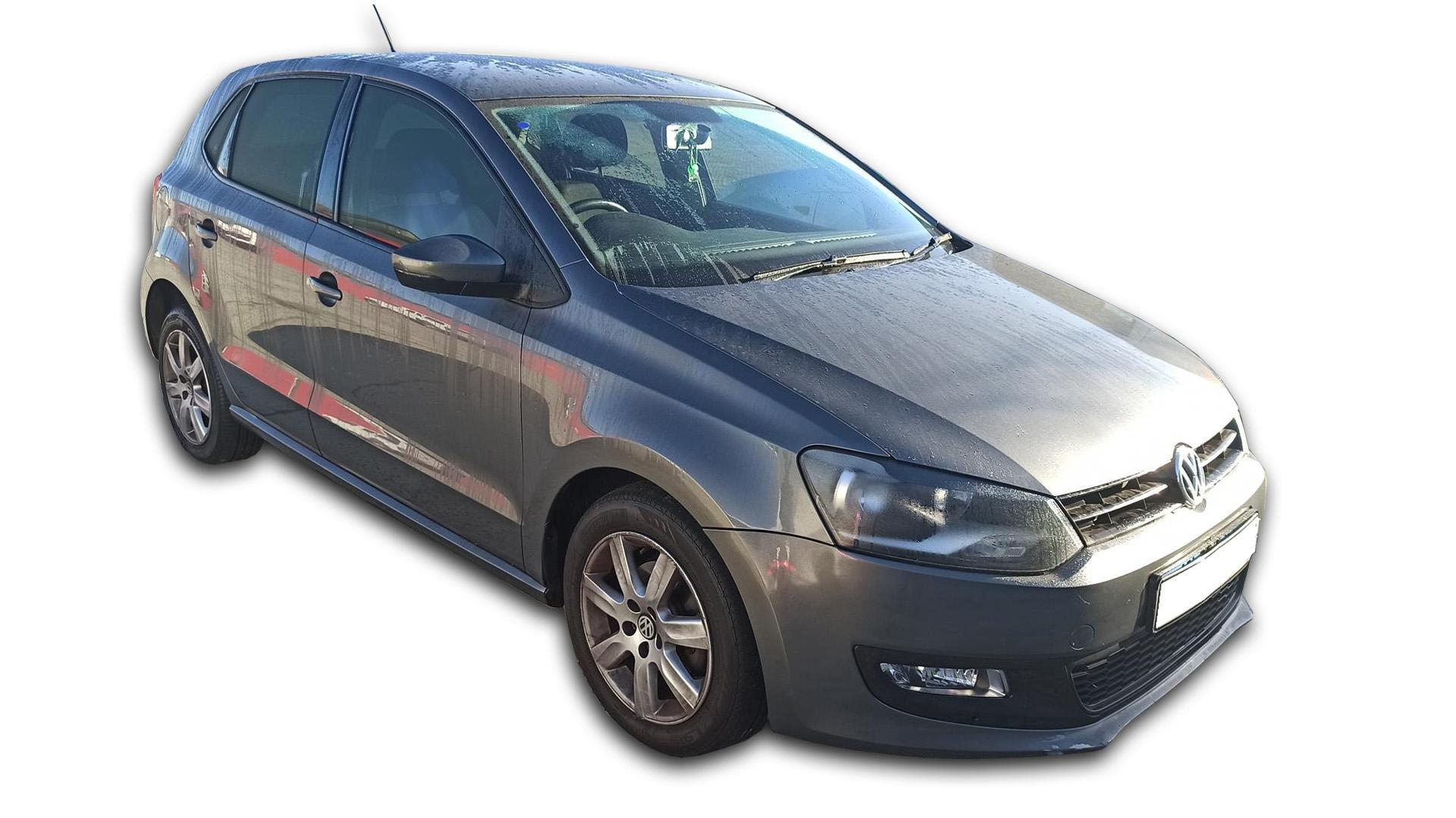 VW Polo 1.6 Comfortlin