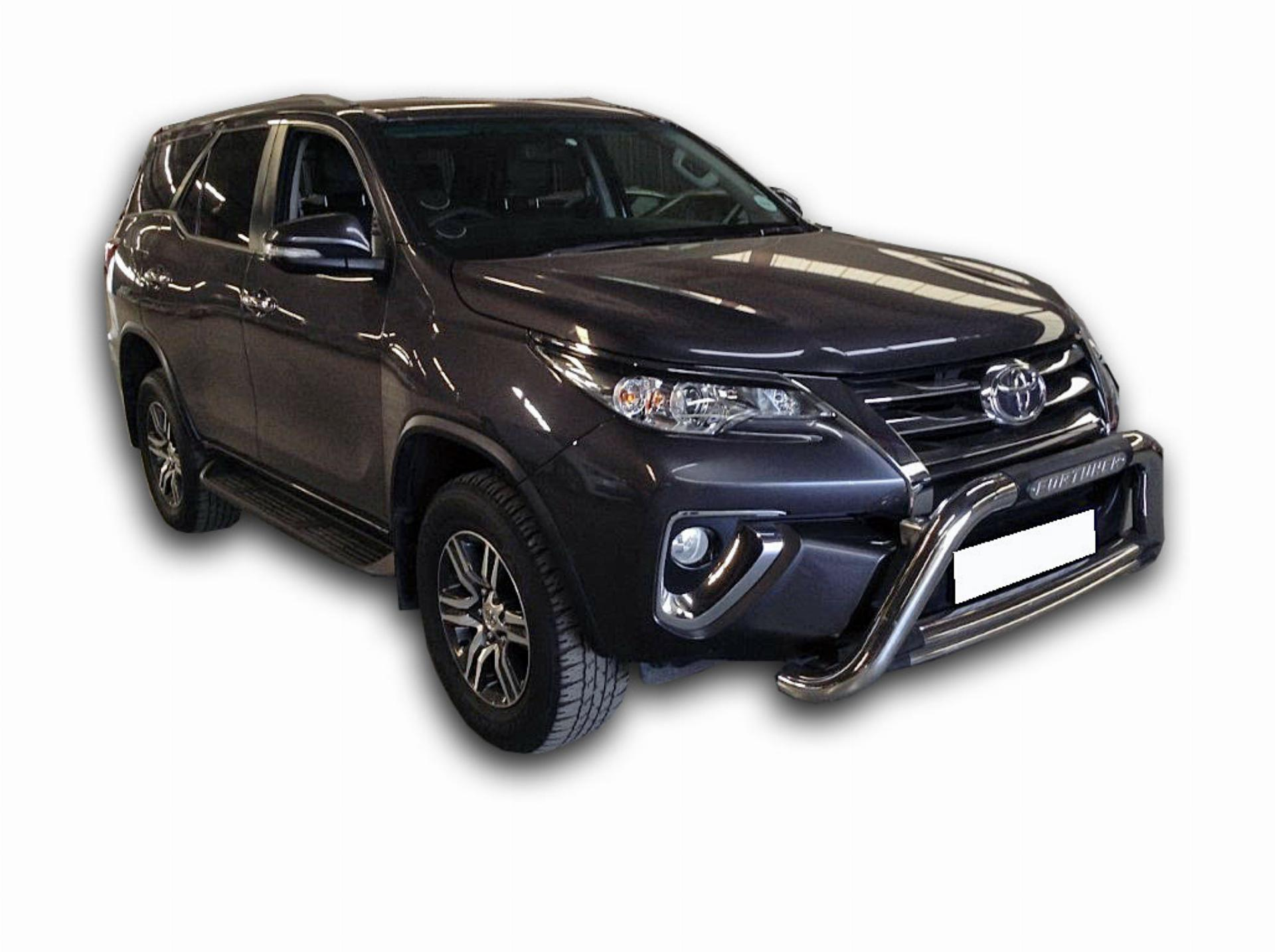 Toyota Fortuner 2.4 GD-6 RB A/T