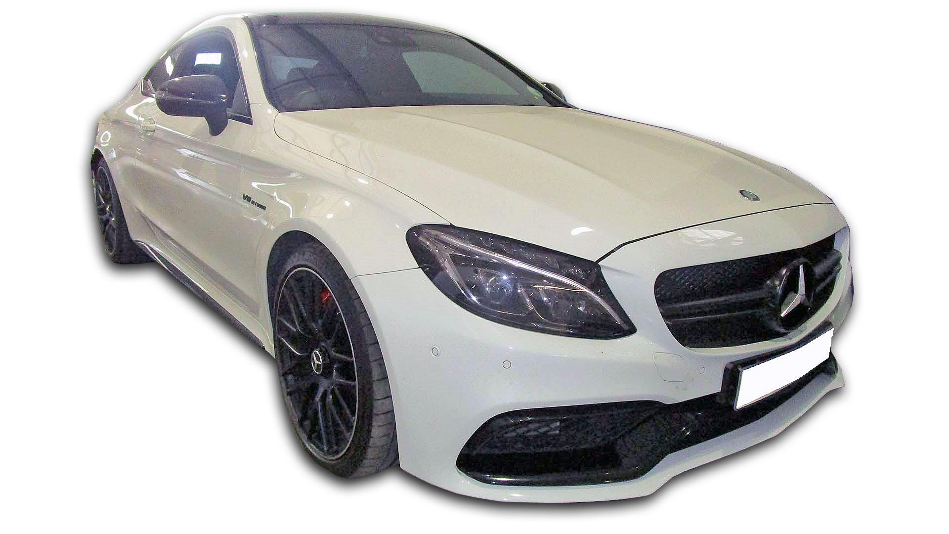 Mercedes Benz C Class Amg Coupe C63