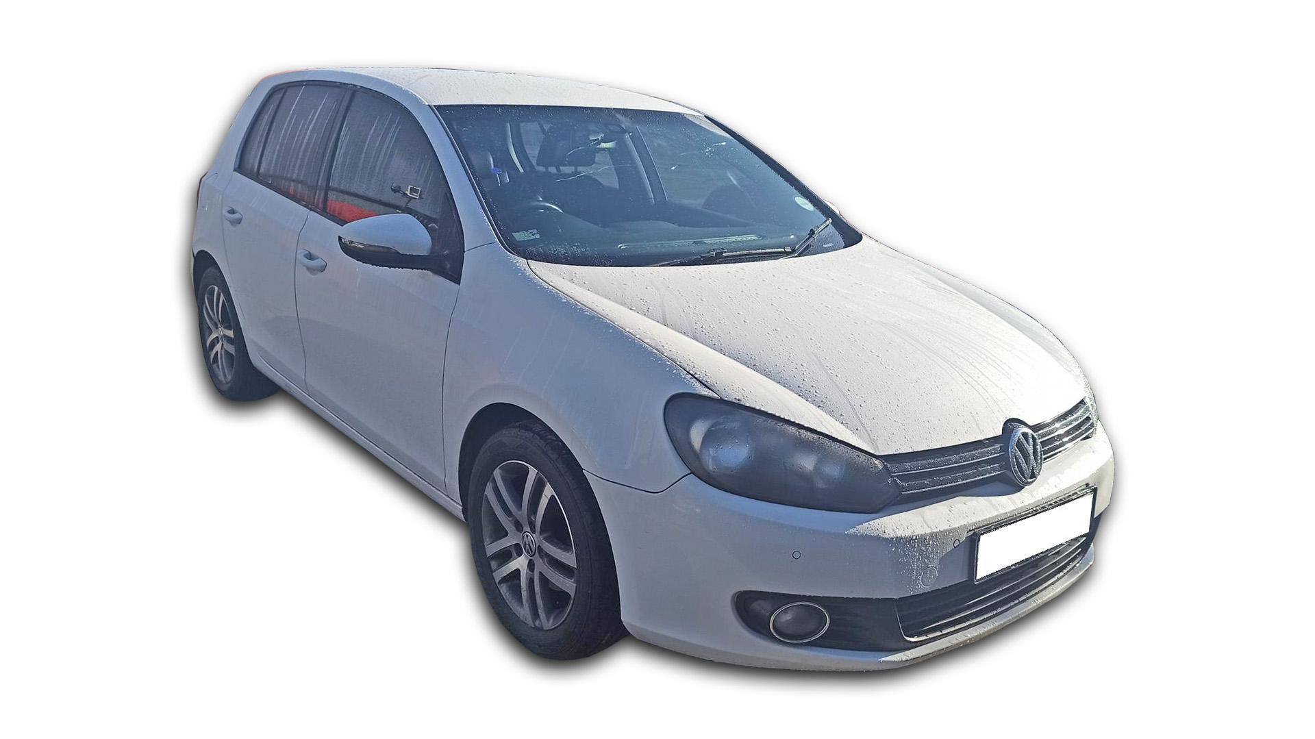 VW Golf 6 1.6 TDI Com