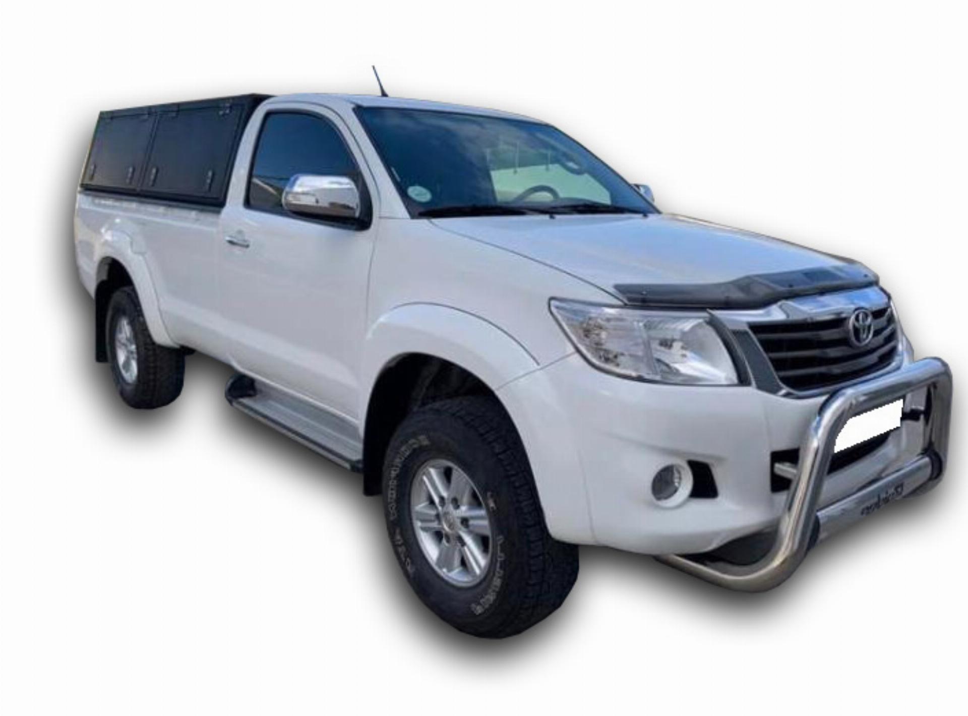 Toyota Hilux 2.7VVTI  Pick UP SC
