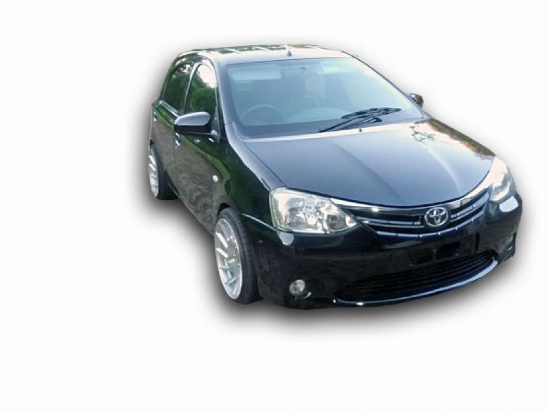 Toyota Etios 1.5 SX
