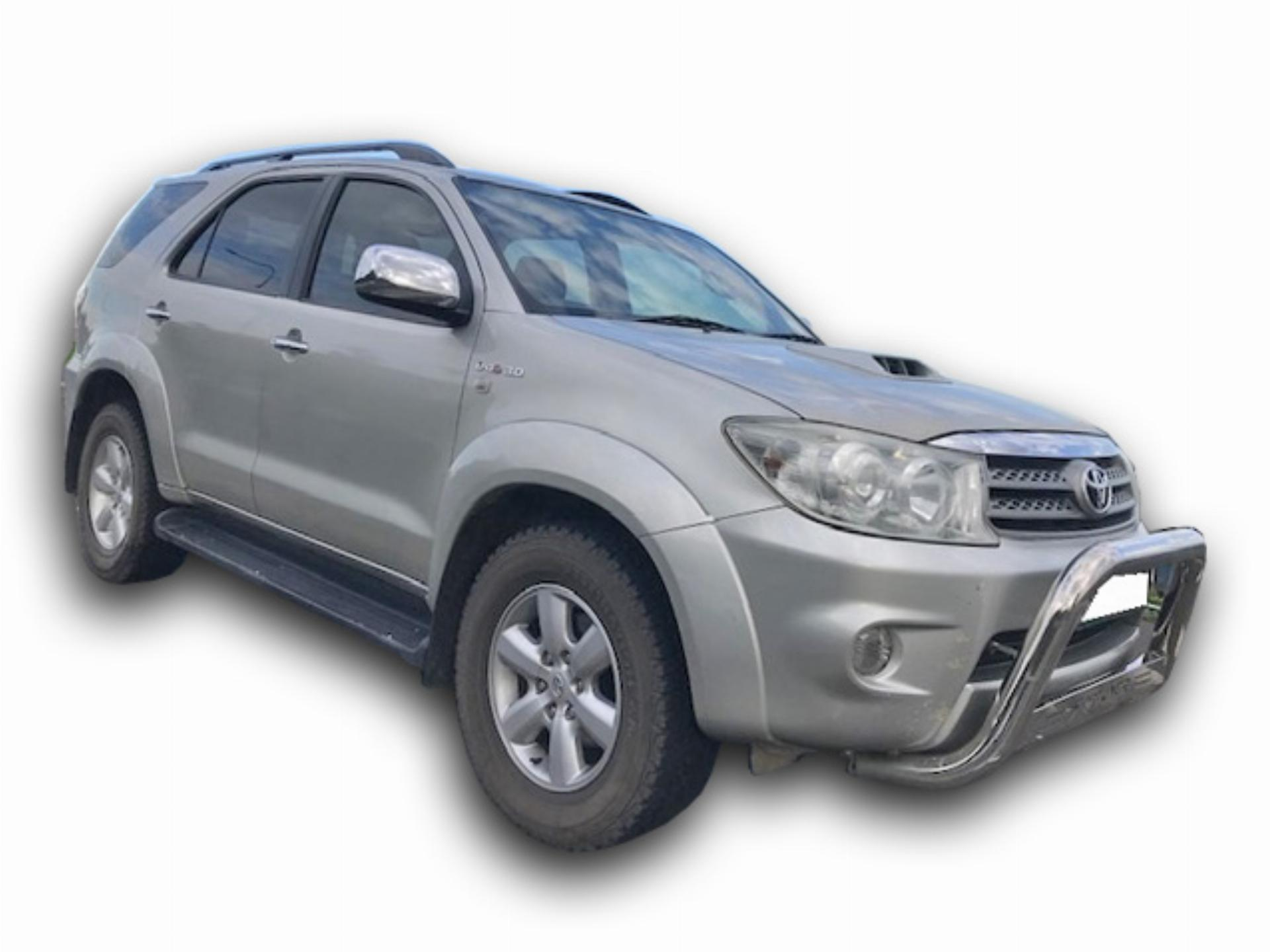 Toyota Fortuner 3.0 D4D R/B A/T