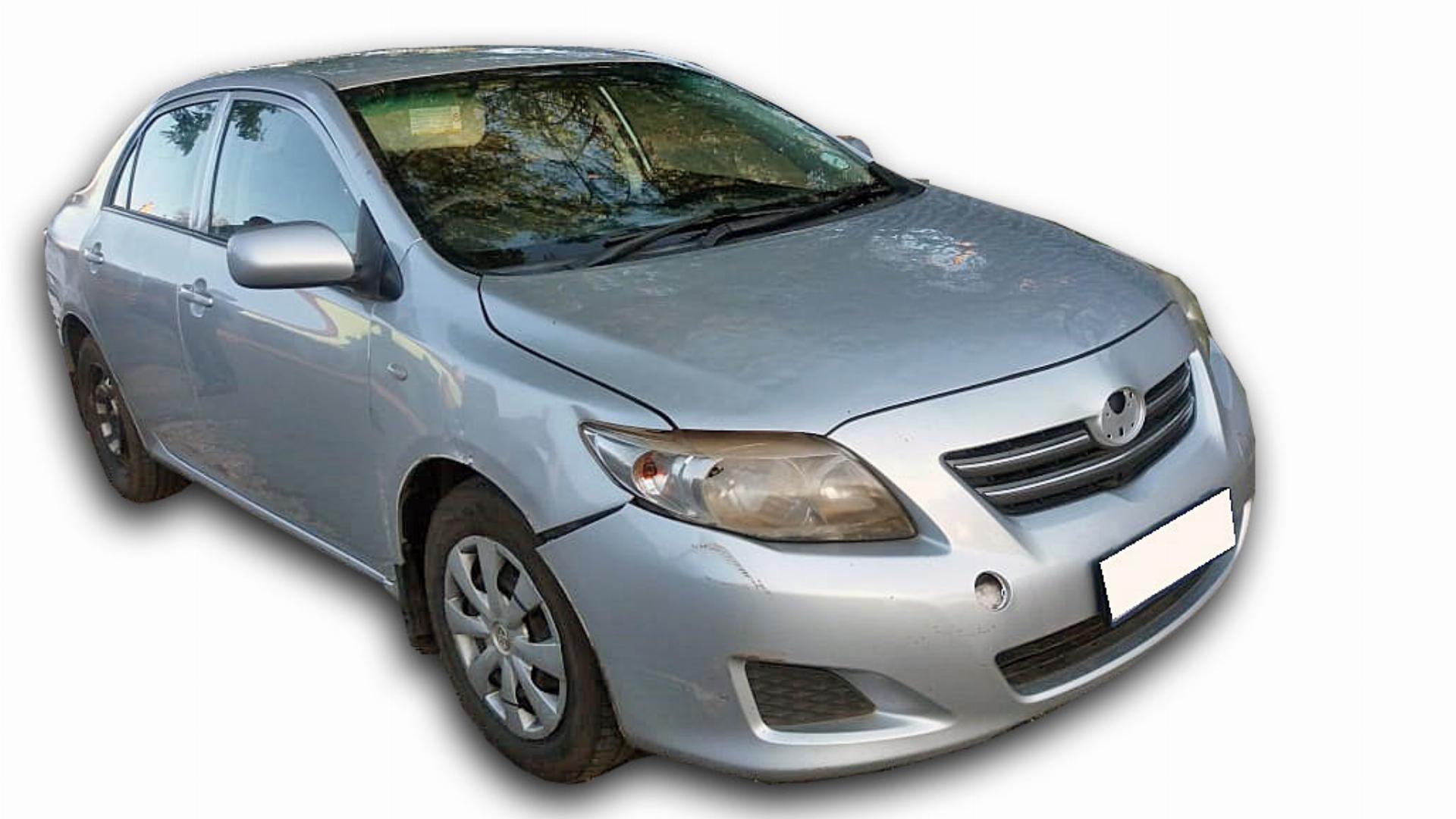 Toyota Corolla 1.6I GL Trend 1.4