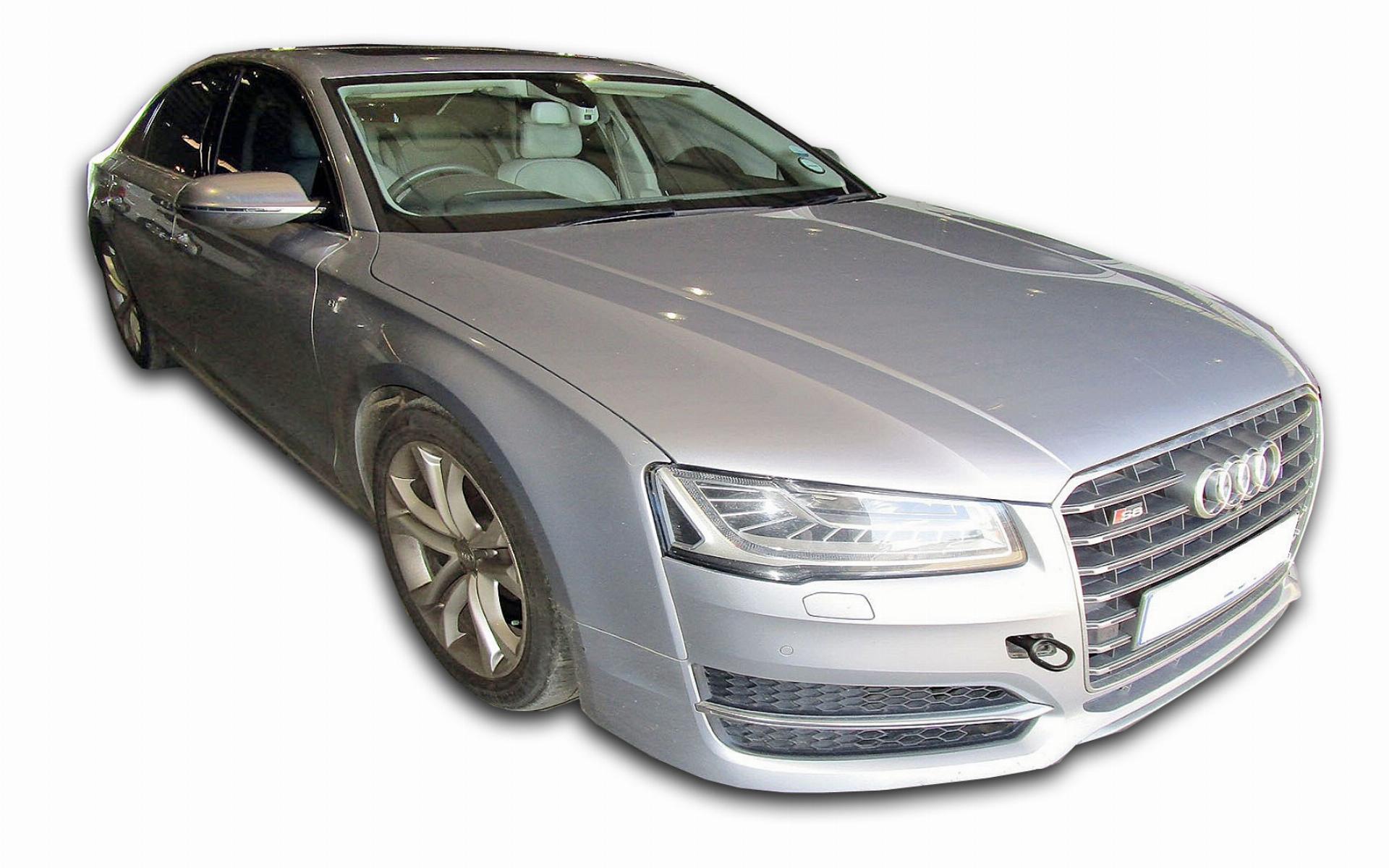 Audi S8 Quattro Tip