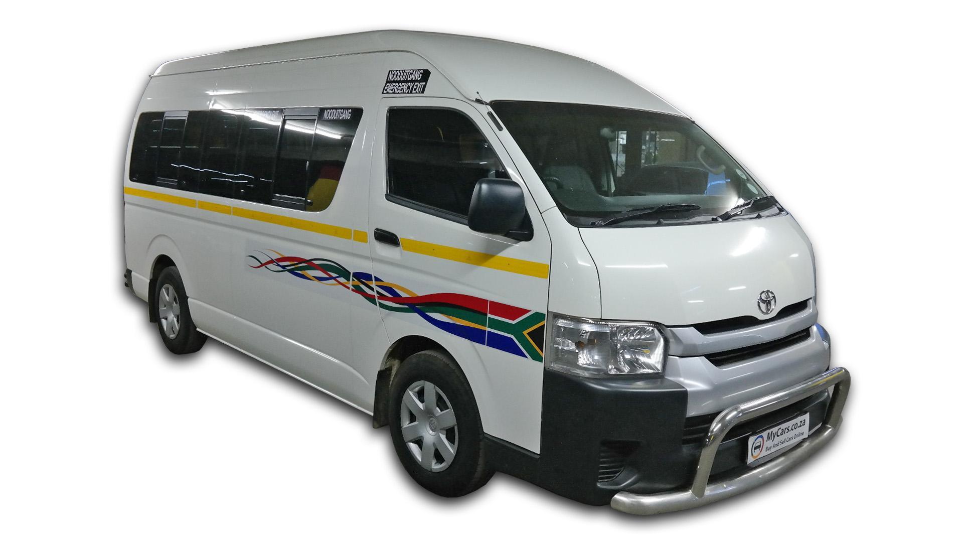 Toyota Hiace Quantum 2.5D