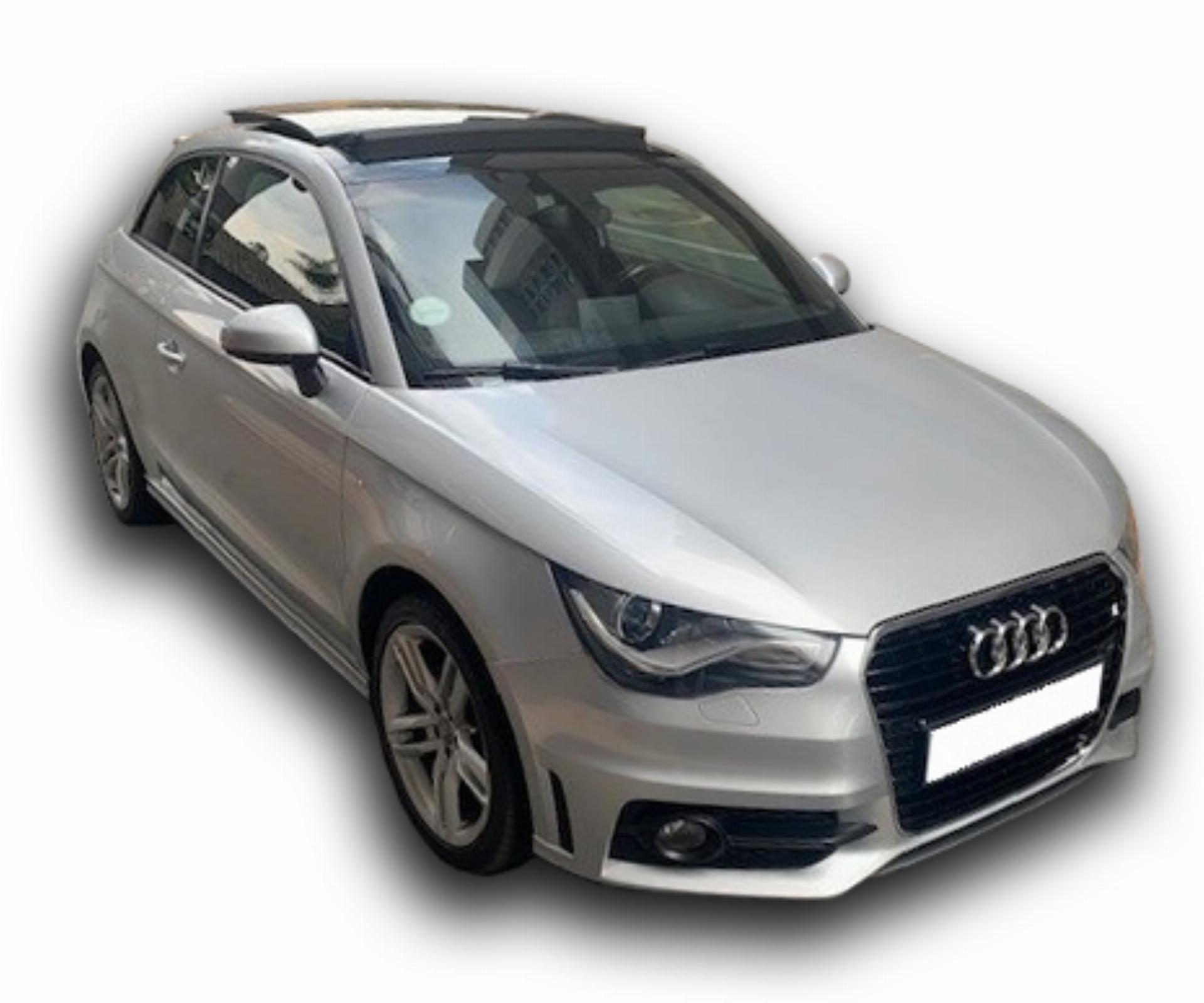 Audi A1 1.4T Fsi  Amb S-LINE S-TRON