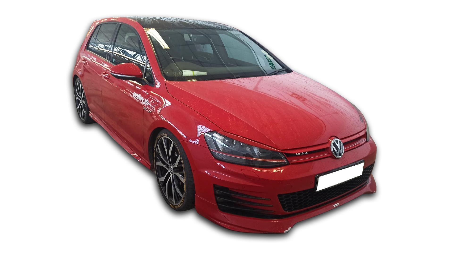 Volkswagen Golf Vii Gti 2.0 TS