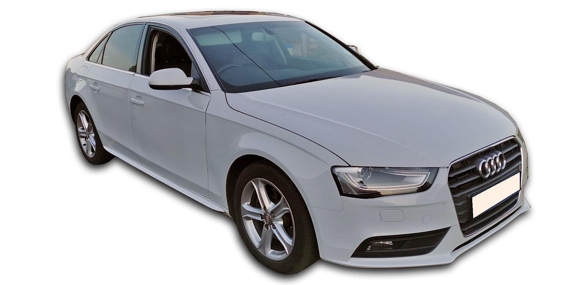 Audi A4 1.8 TDI B8