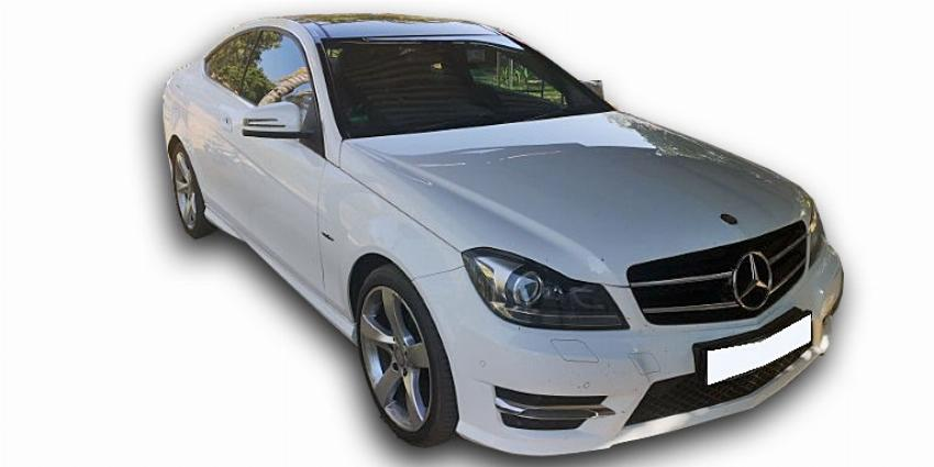 Mercedes Benz C Class C180 Coupe BE Auto