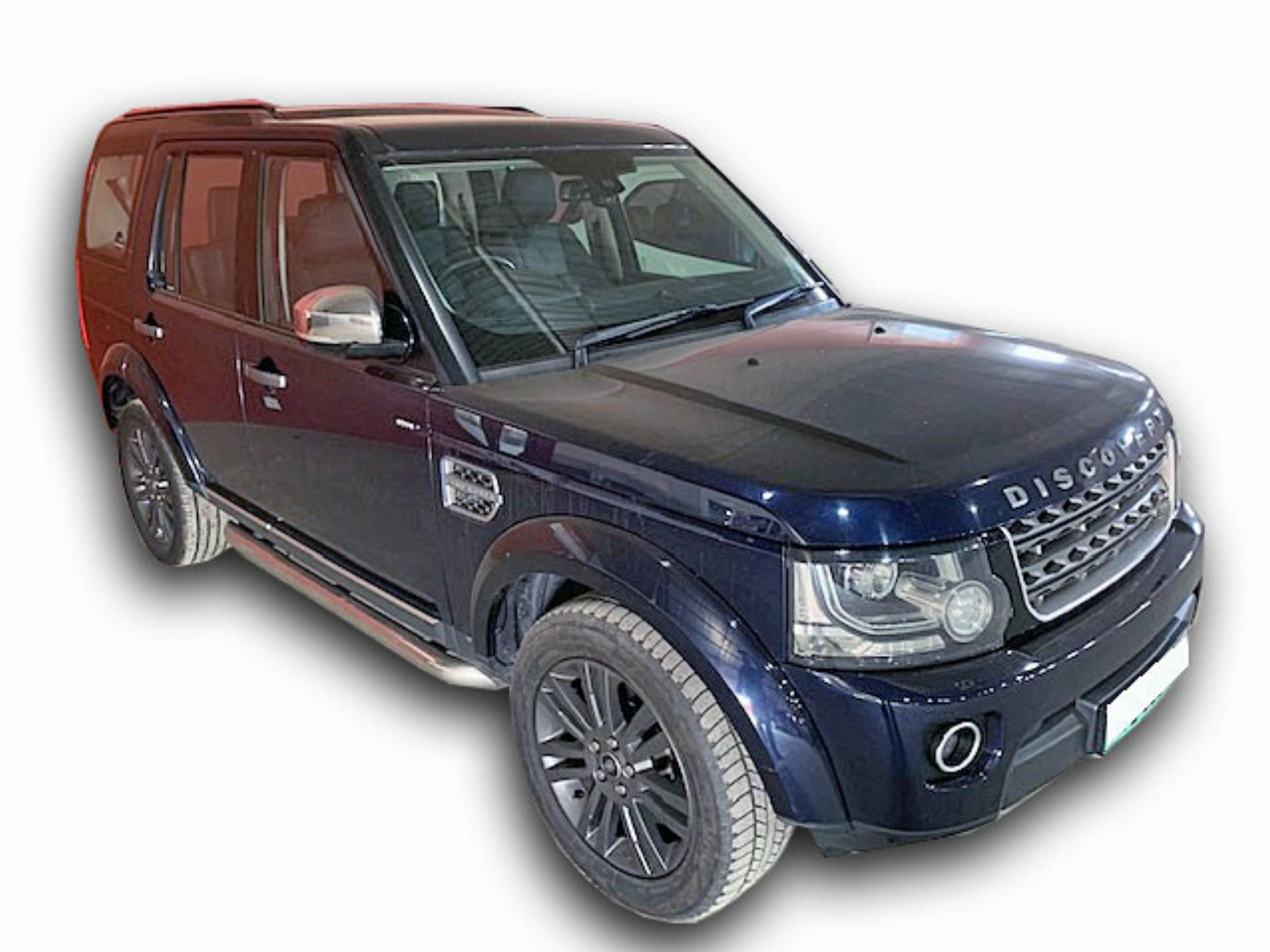 Land Rover Discovery 4 3.0 TD/