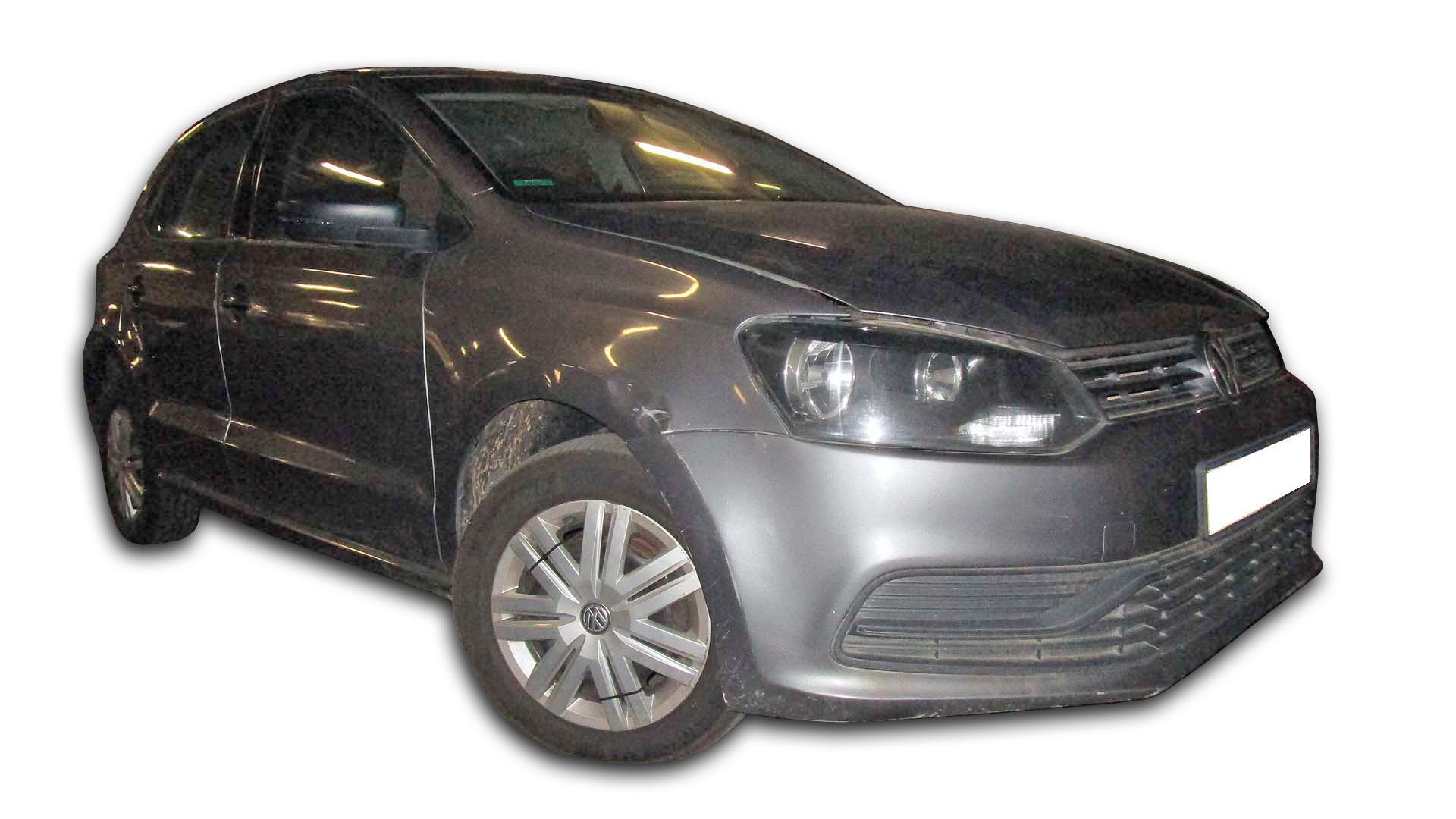 VW Polo GP 1.2 Tsi