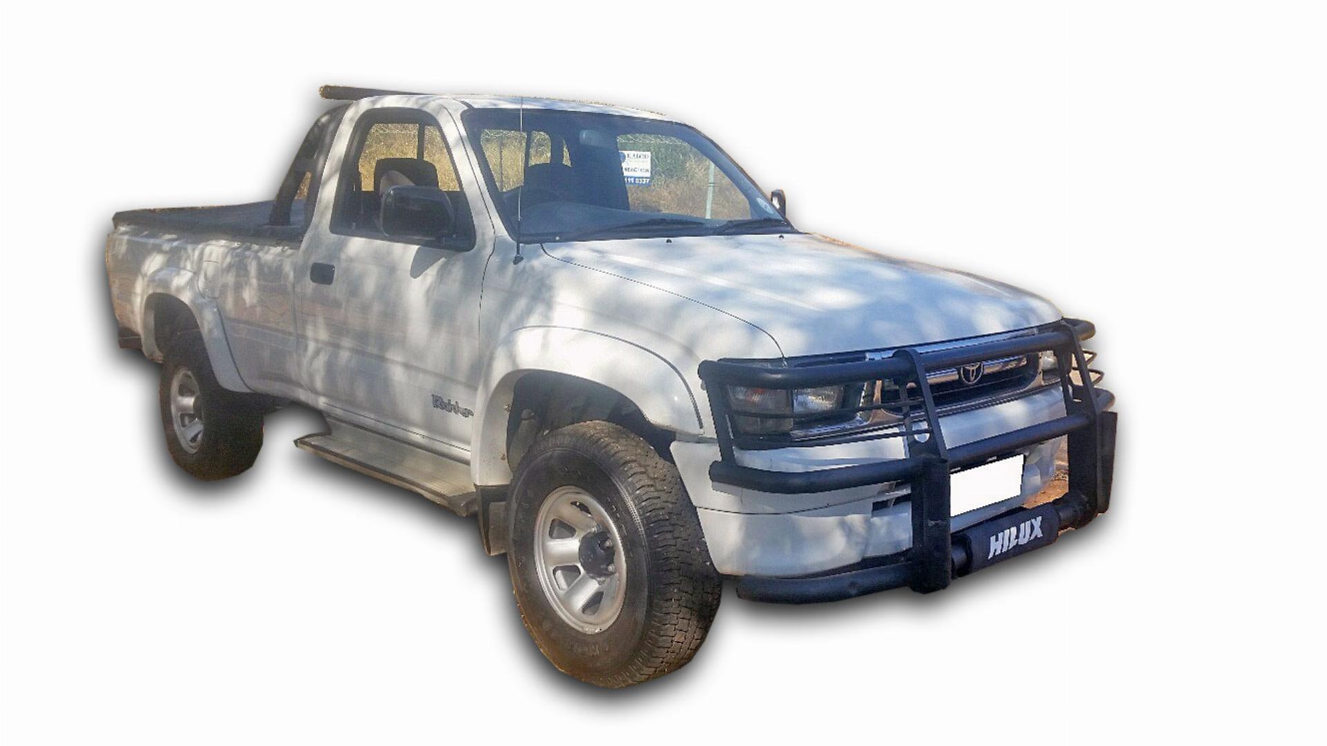 Toyota Hilux 2.7 Vvti Raider 4X2 Raised