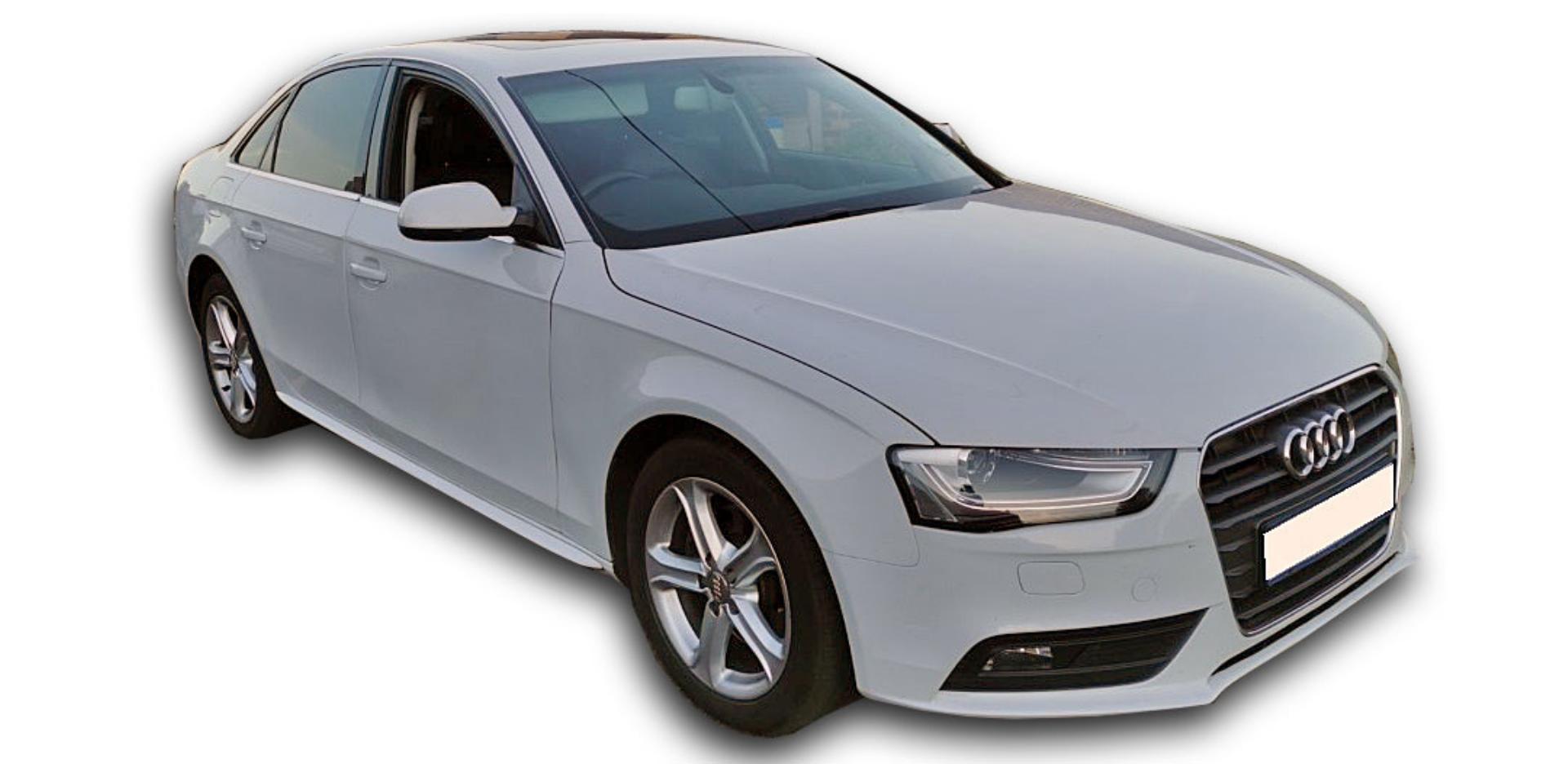 Audi A4 B8 1.8