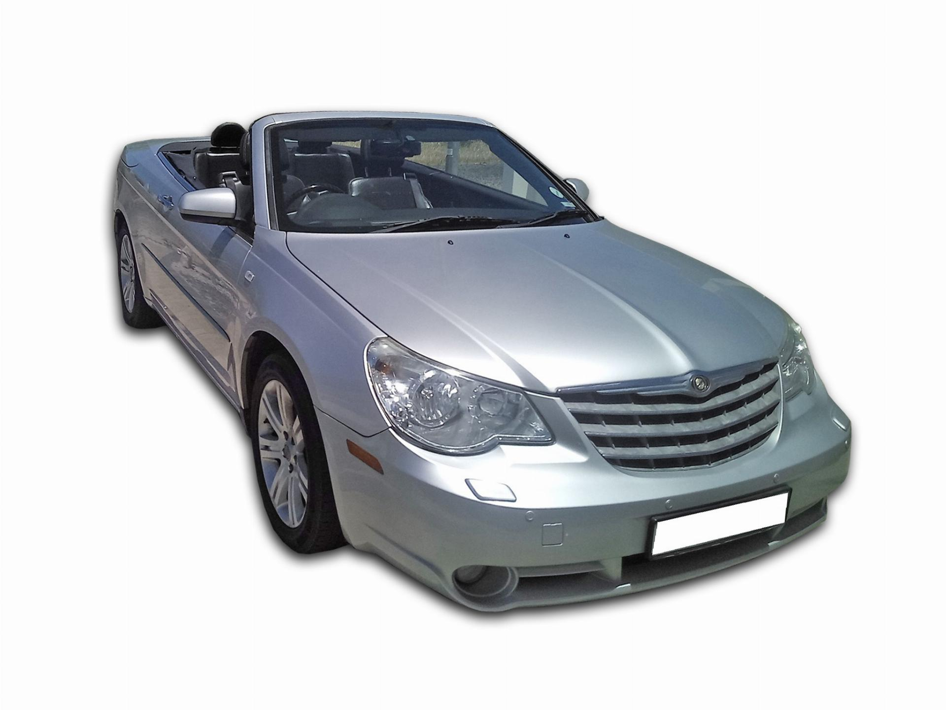 Chrysler Sebring CONVERTIBLE-LIMITED EDITION-V6