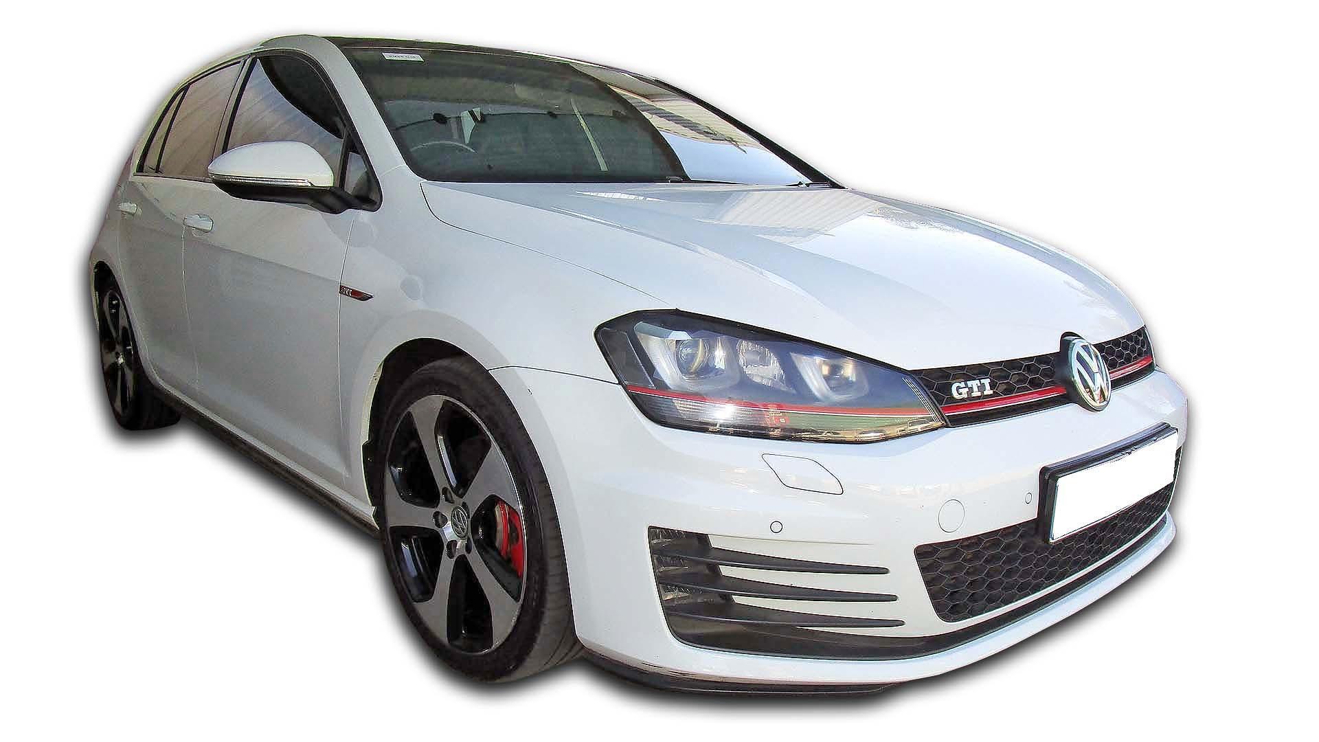 VW Golf 7 Gti 2.0 TS