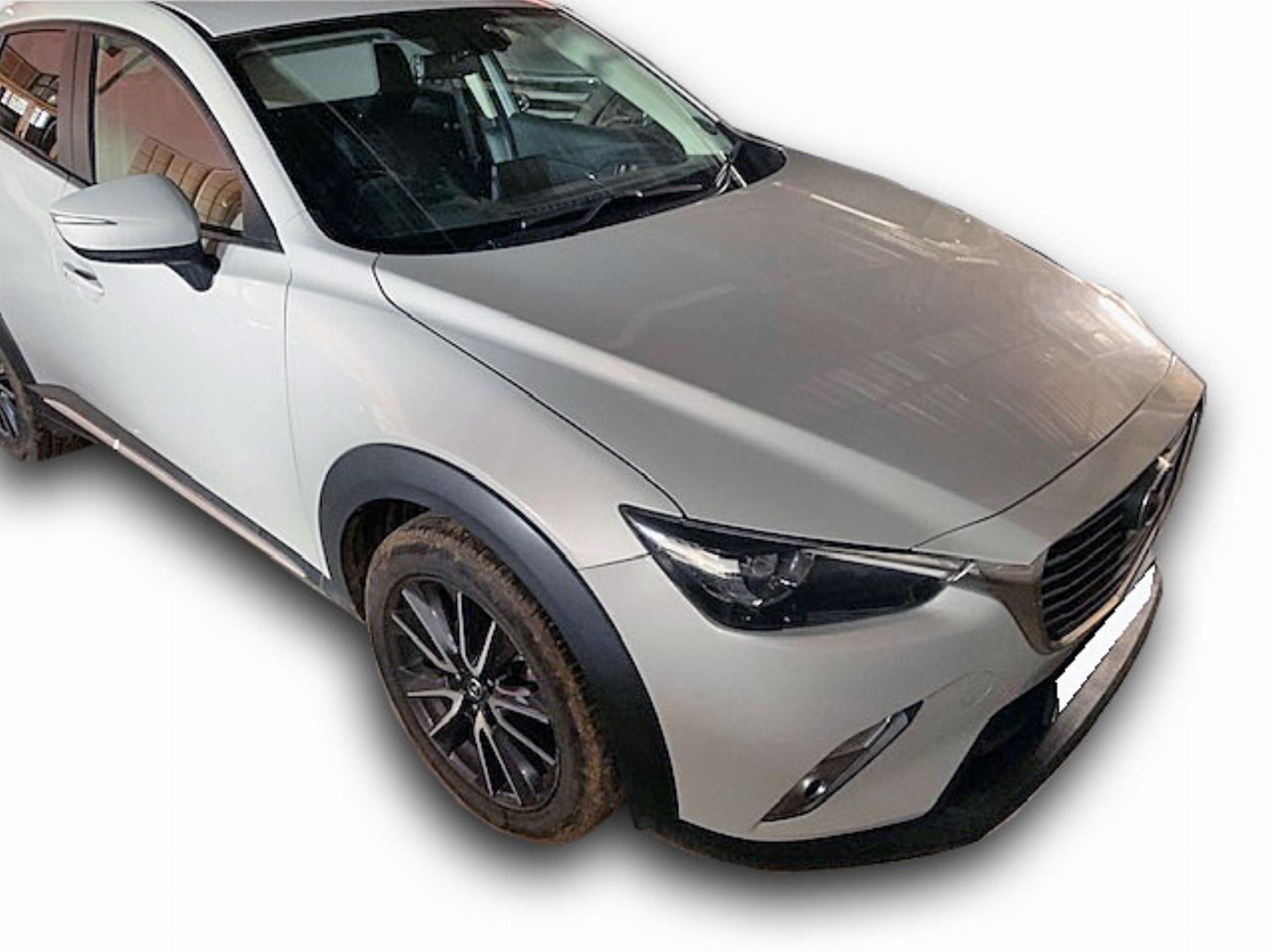 Mazda CX-3 2.0 Individual