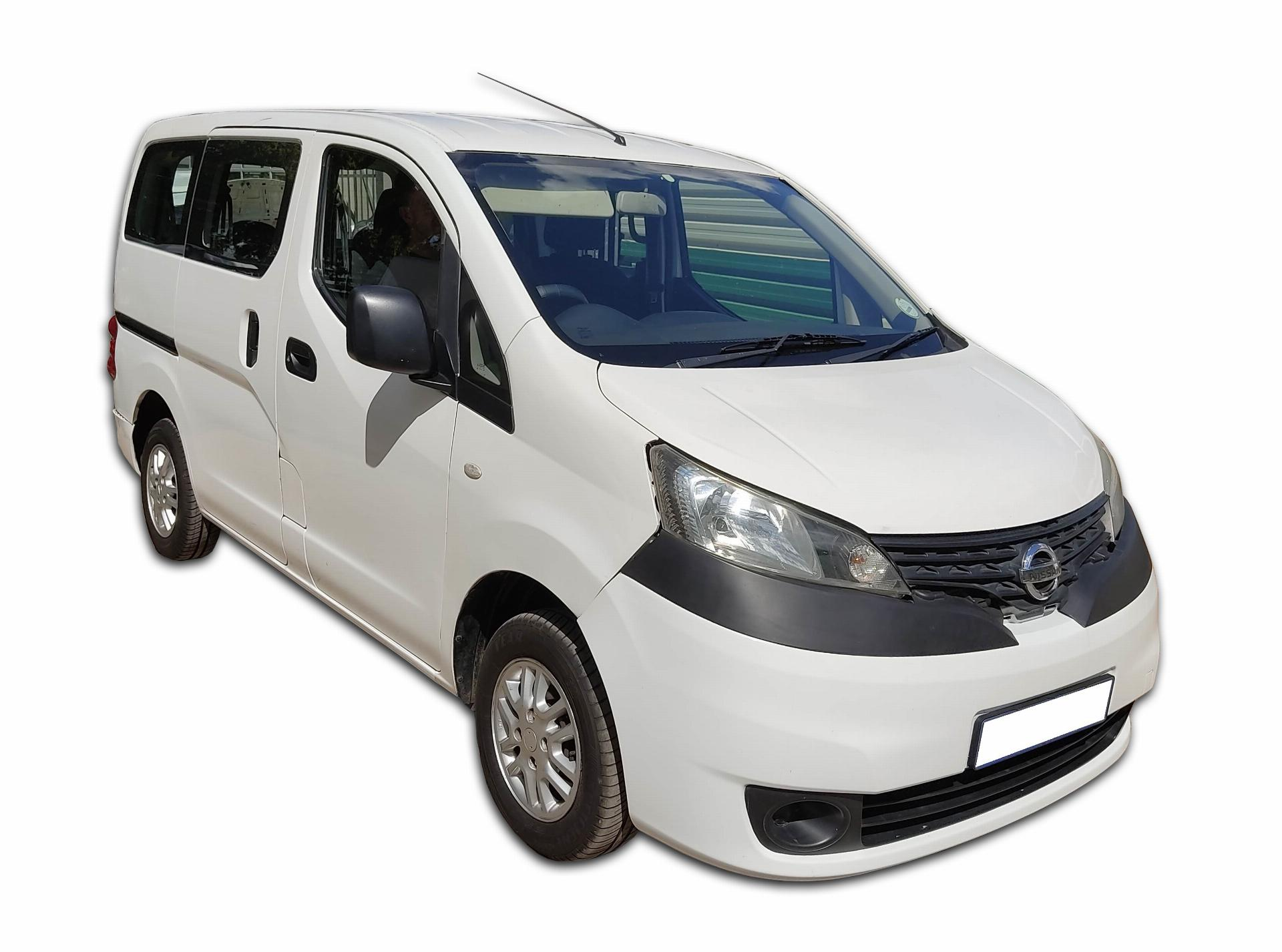 Nissan NV200 7 Seater